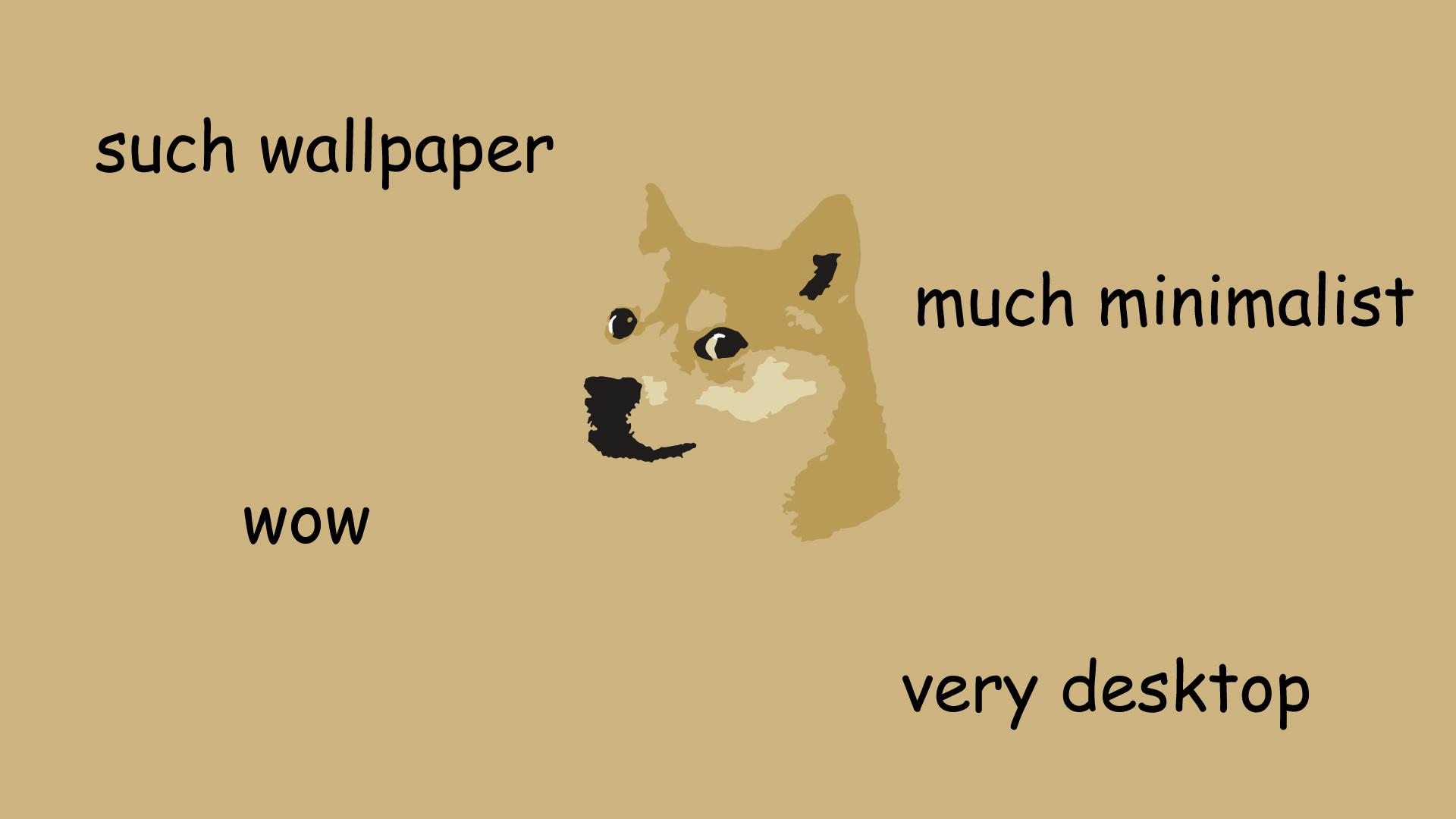 Doge S Wallpaper ID: Doge Wallpaper Wallpapers)