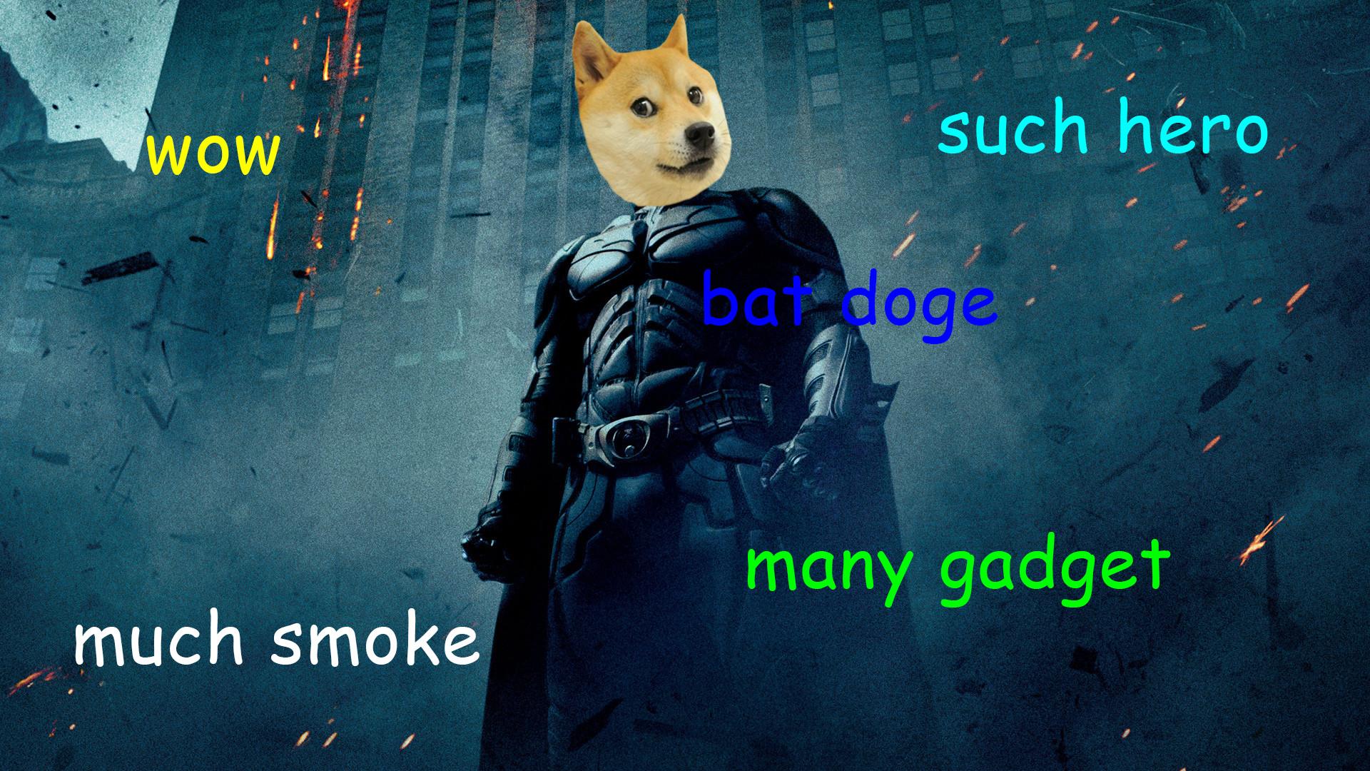 … meme wallpaper doge …