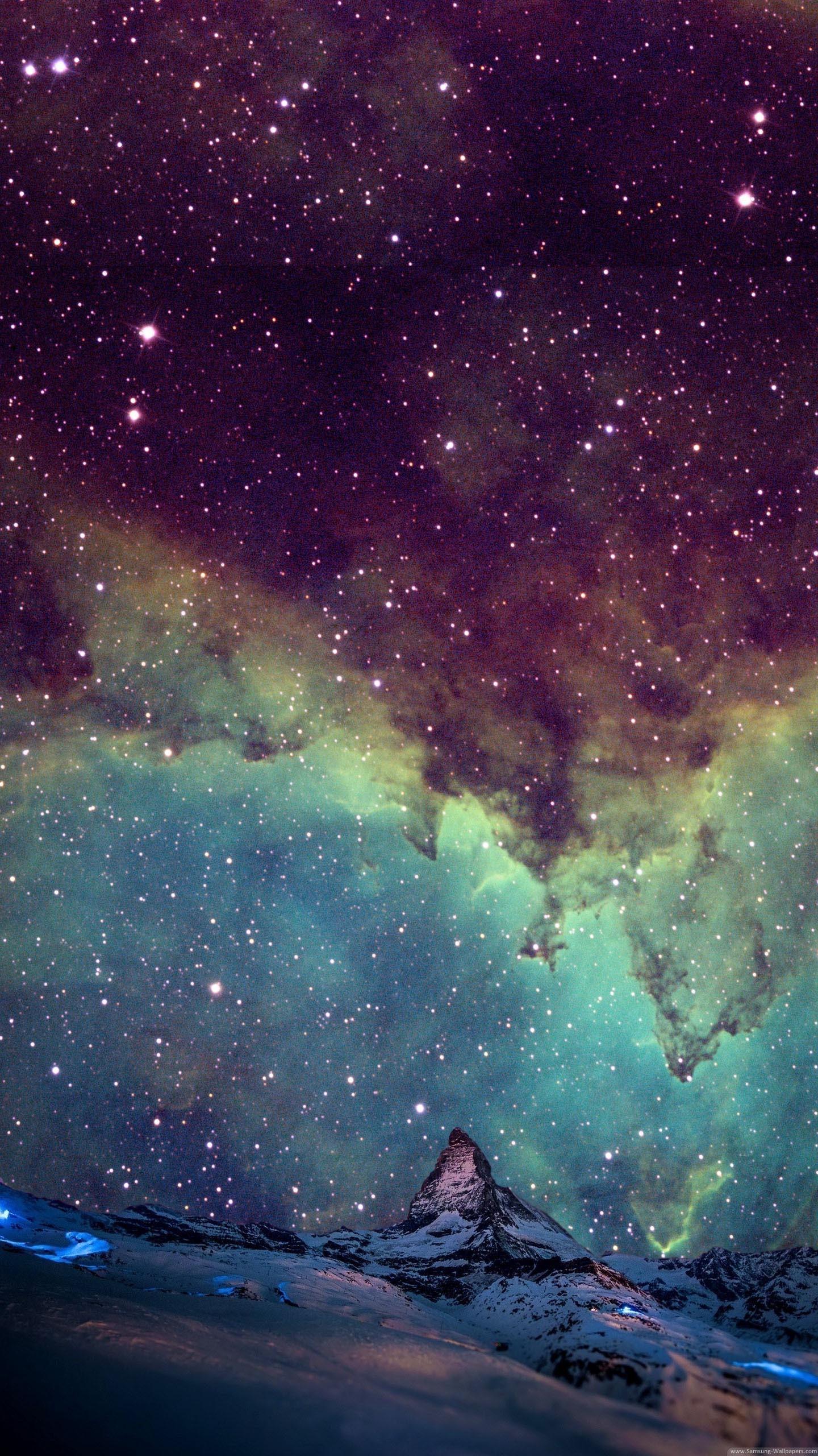 Free wallpaper for Galaxy S6 #stars #galaxy #phone wallpaper