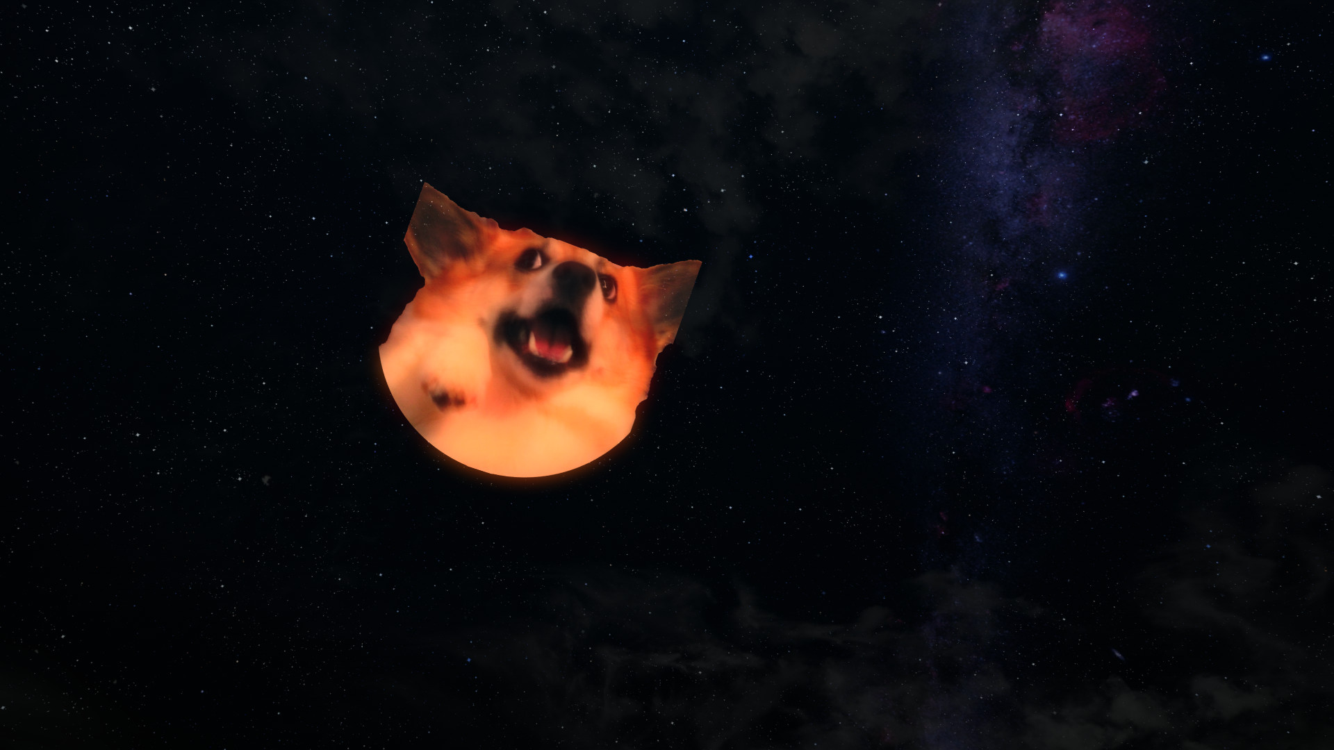 Doge and Corgi Moon replacer at Skyrim Special Edition Nexus – Mods and  Community