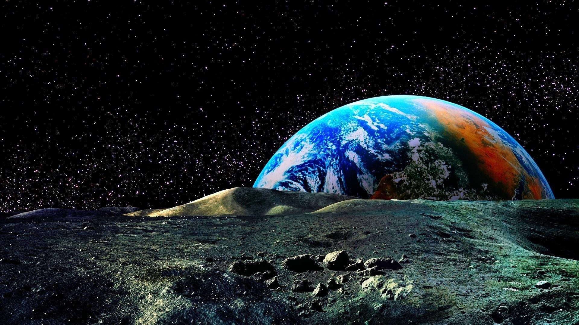 Earth From Space Wallpapers HD.