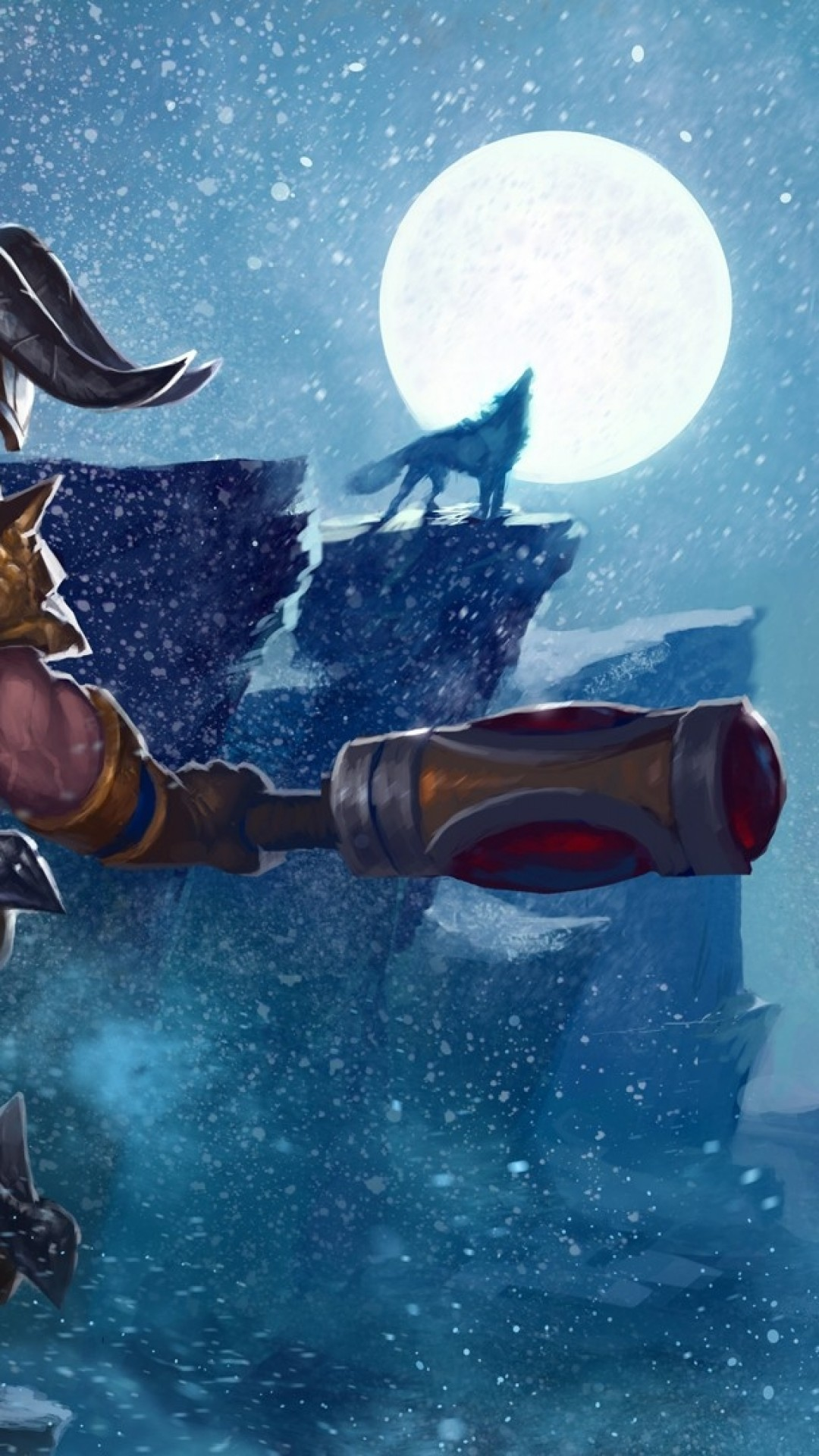 Heroes Of Newerth, Moon, Wolf