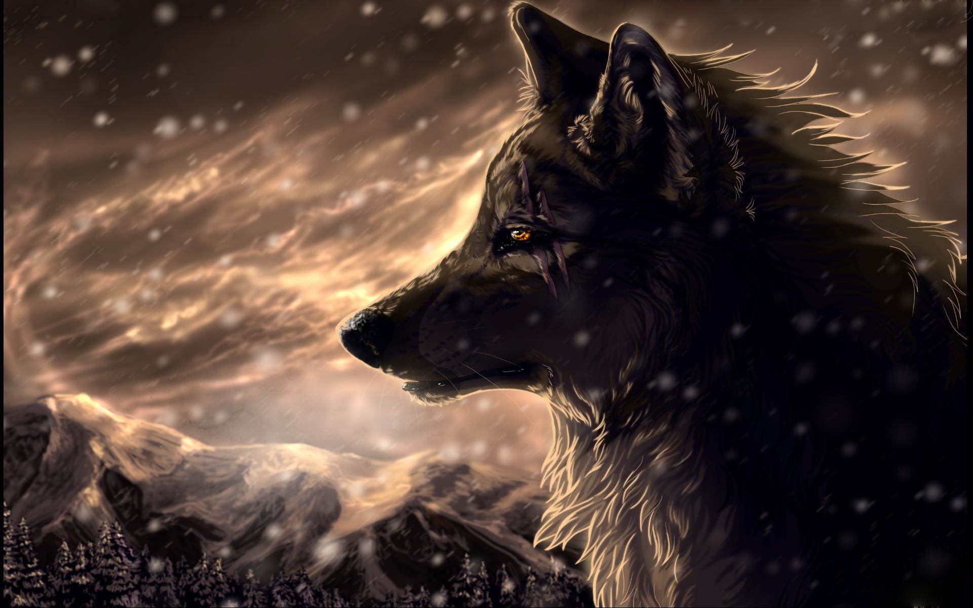 Lone Wolf >