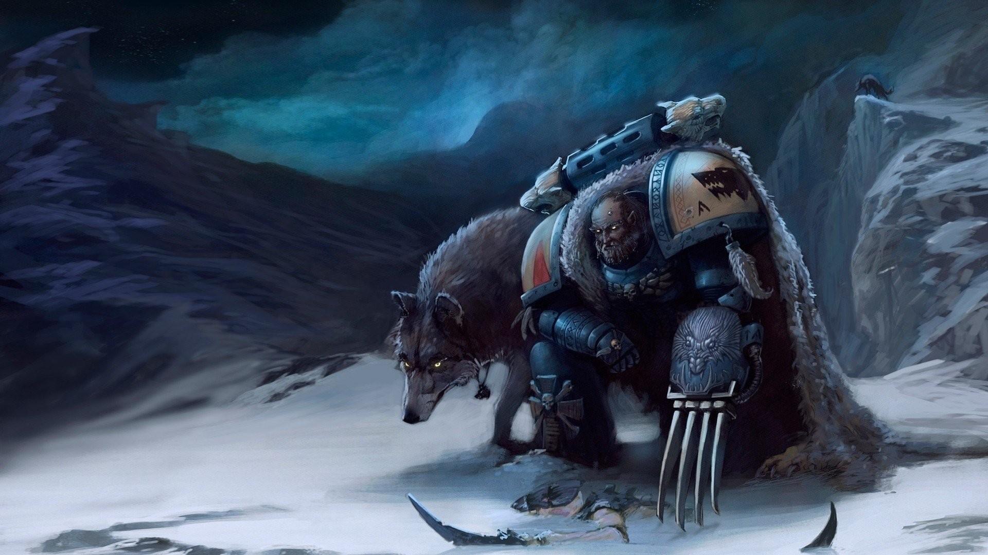 Warhammer 40K Space Wolves 834390 …