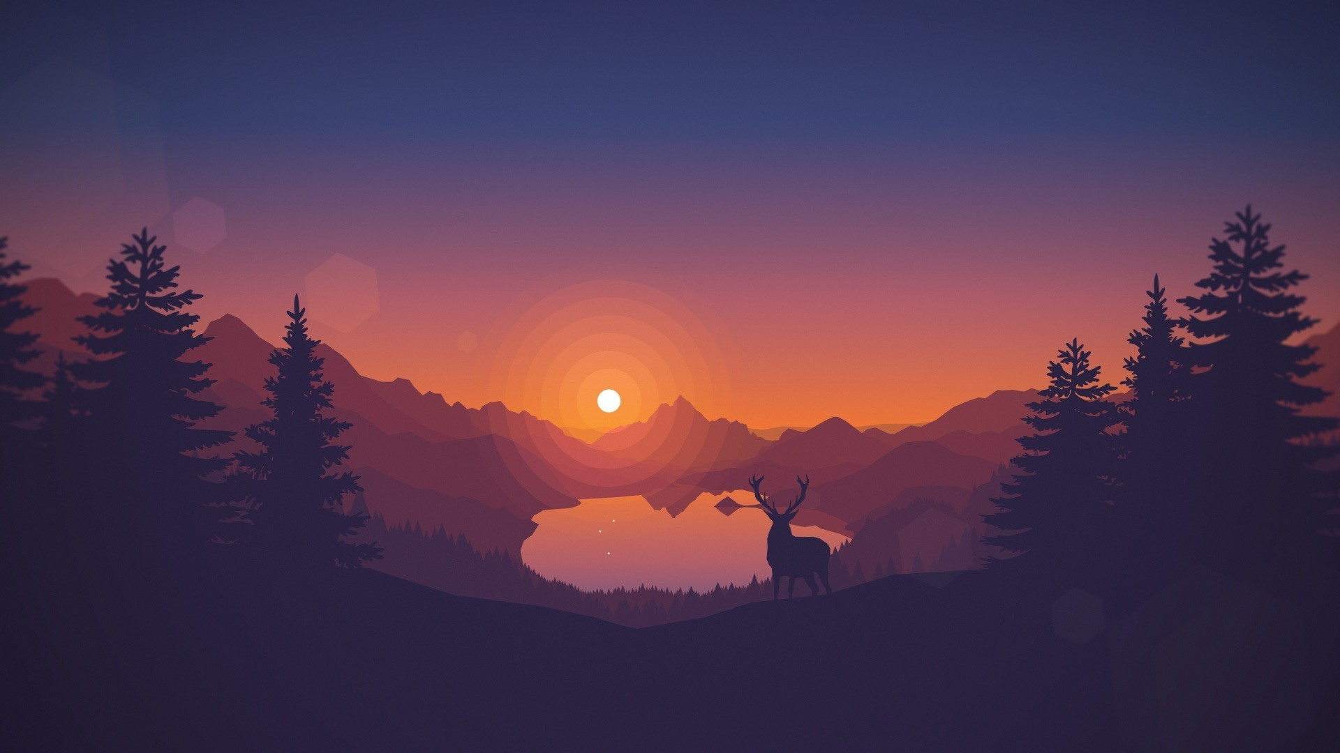Ultra HD K Deer Wallpapers HD, Desktop Backgrounds 1920×1080 Deer Image  Wallpapers (