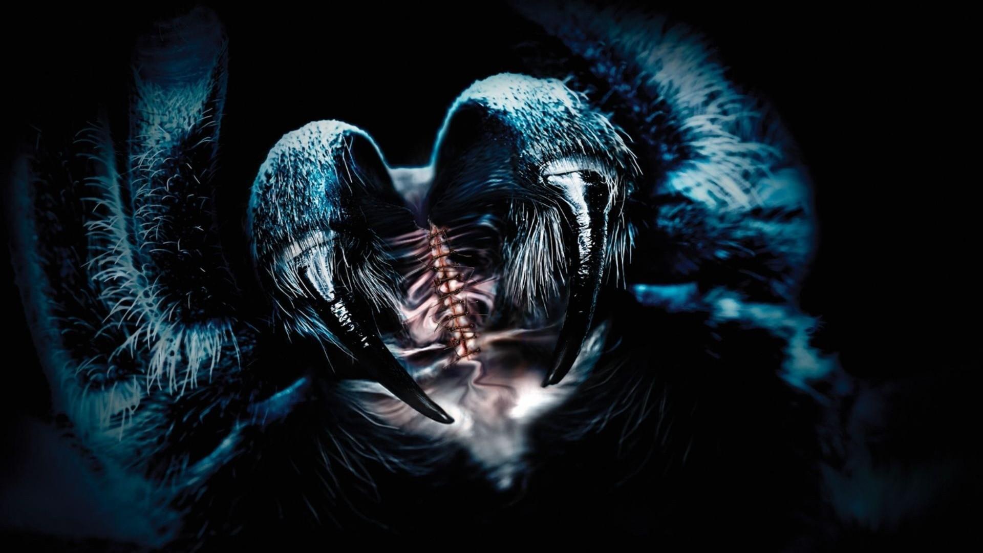 Fantasy art digital spider dark horror wallpaper | | 29971 |  WallpaperUP