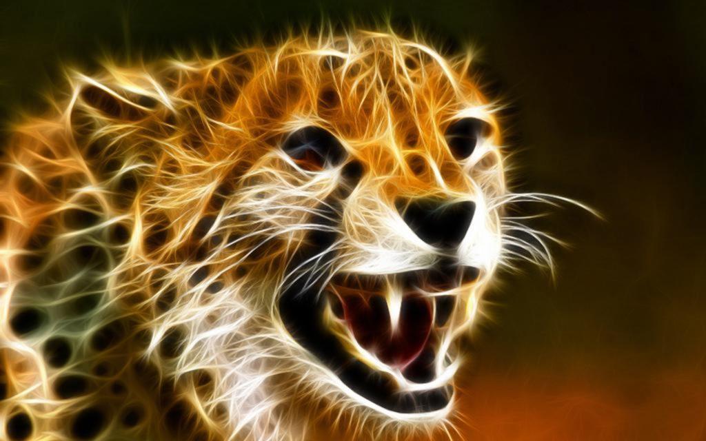 Art Cheetah Animal Picture Wallpaper #5529 Wallpaper | Wallpaper .