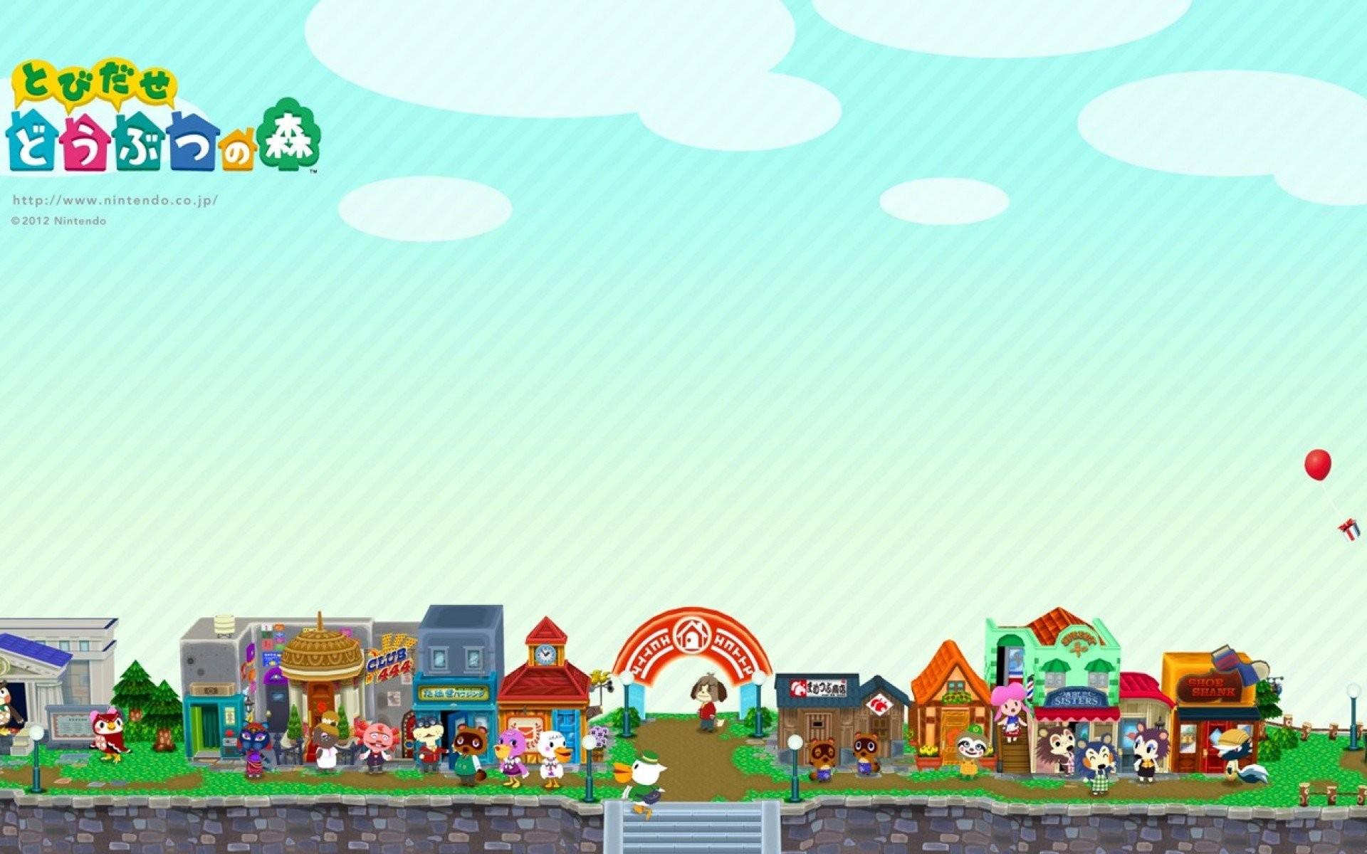 Animal Crossing New Leaf 844074