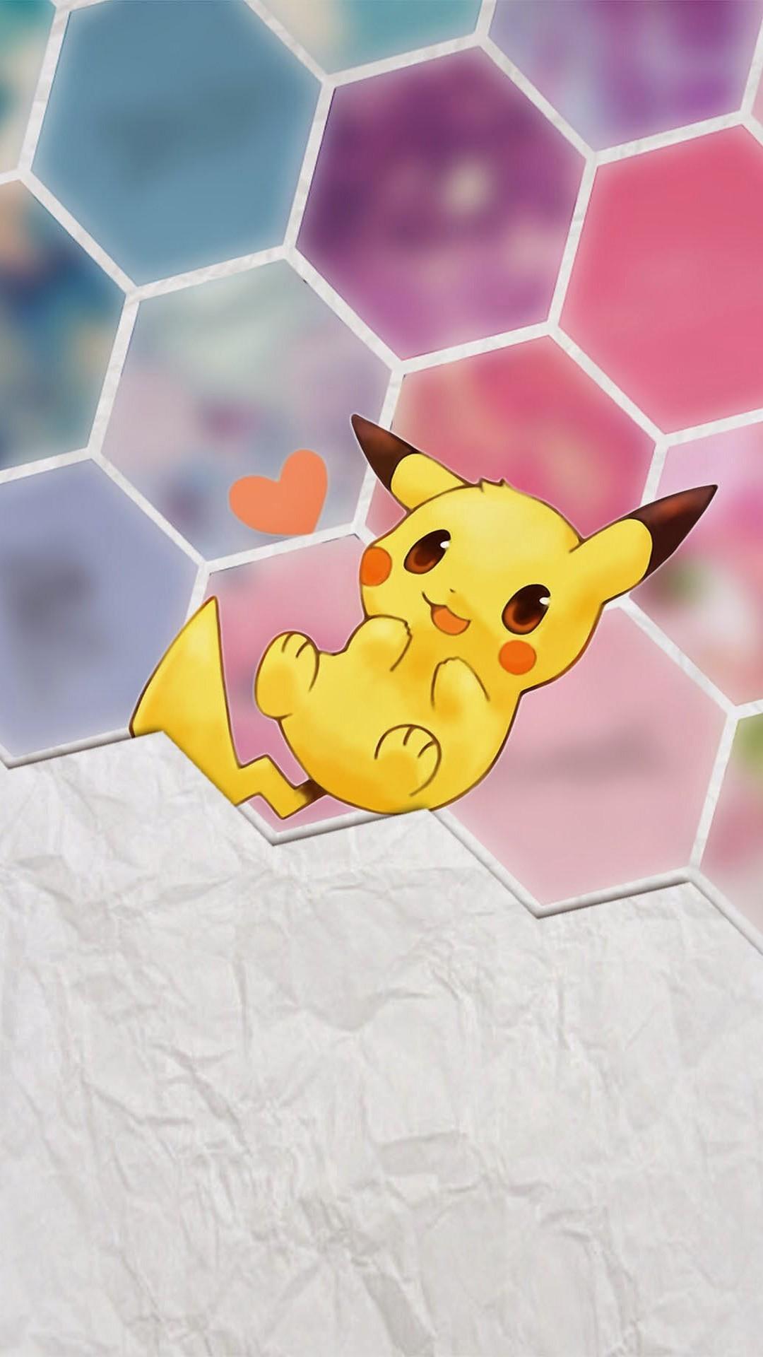 Animal crossing · Tap image for more iPhone 6 Plus Pikachu wallpapers!  Pikachu – @mobile9   Cute