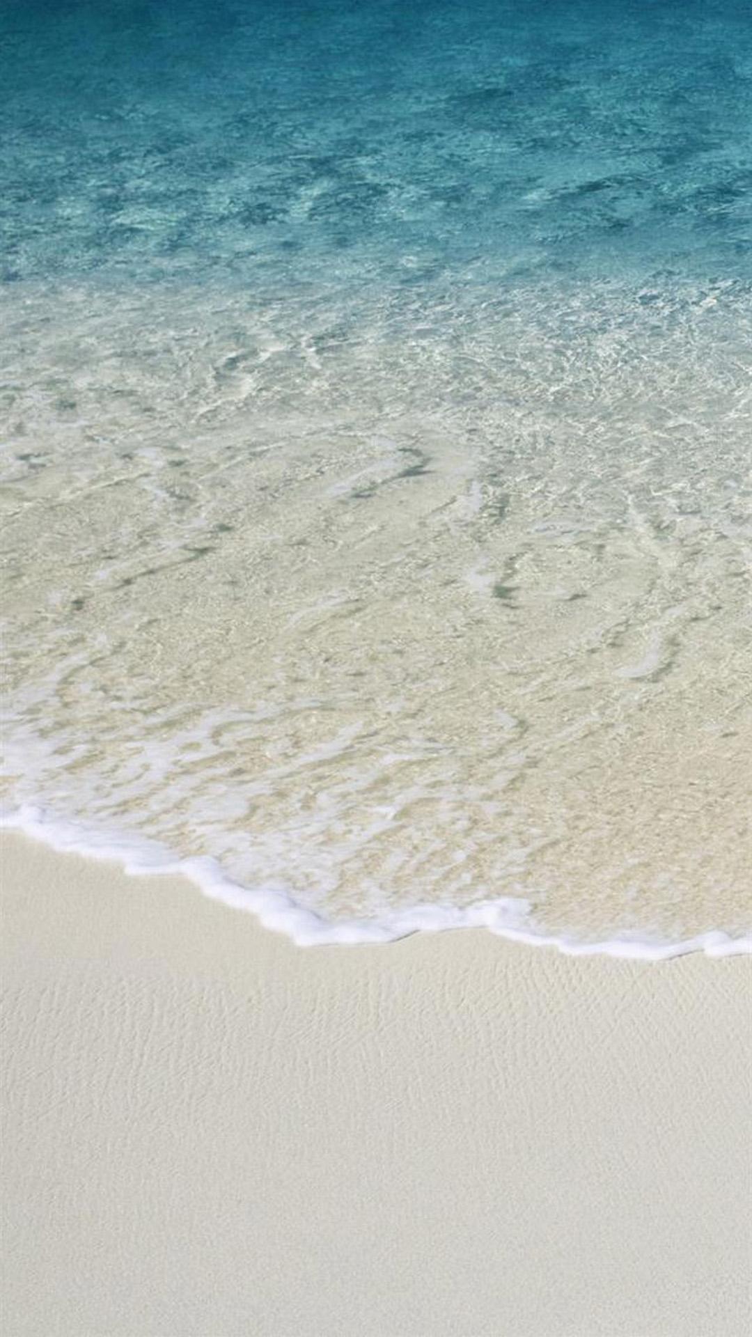 Bright-Summer-Cool-Beach-Wave-iphone-6-wallpaper