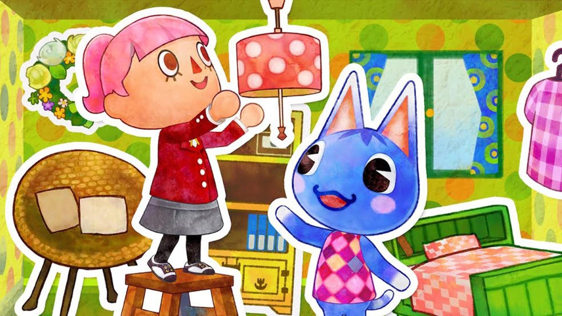 Video Game – Animal Crossing Wallpaper