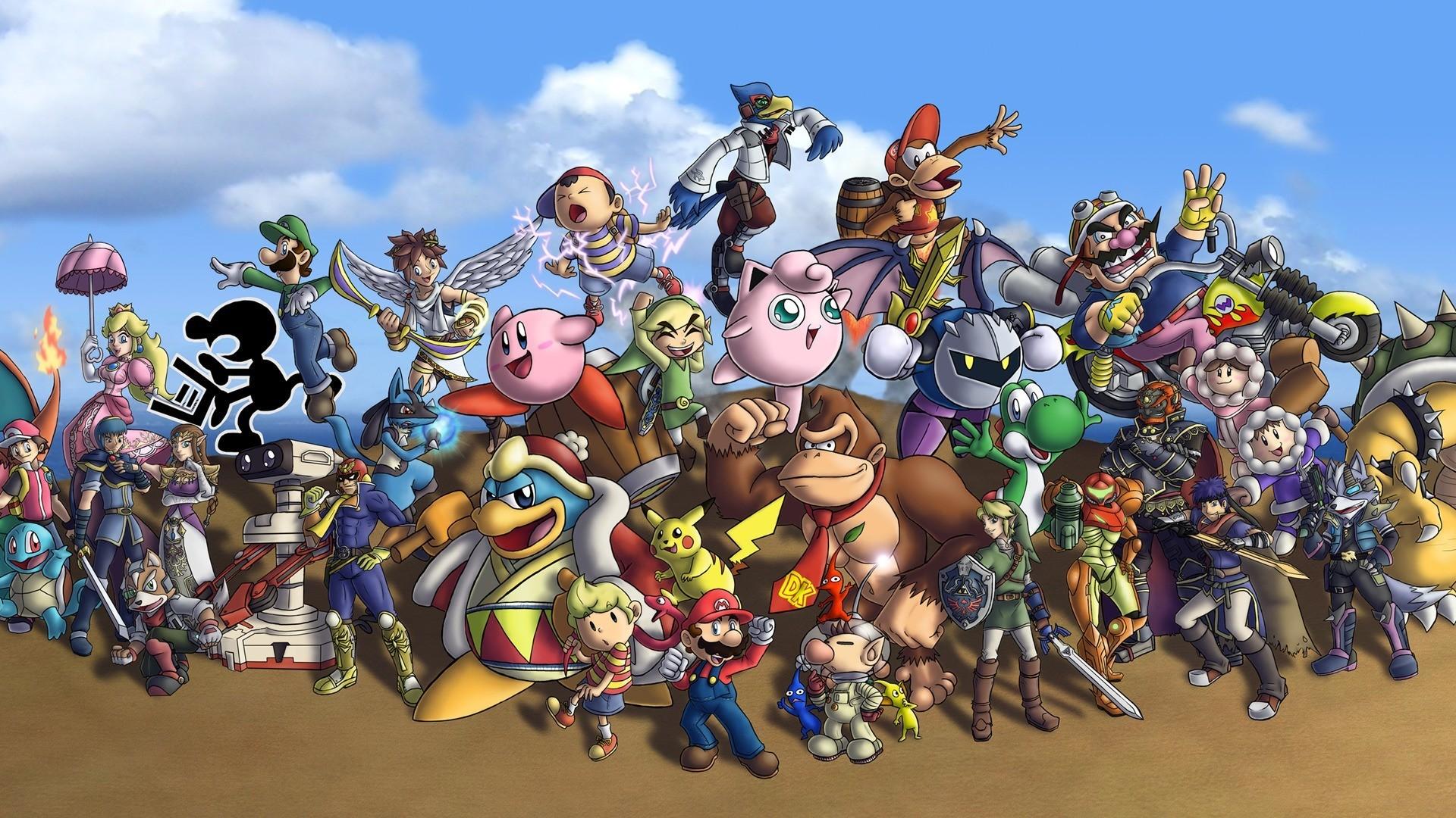 Top Smash Bros Iphone Wallpapers Wallpapers