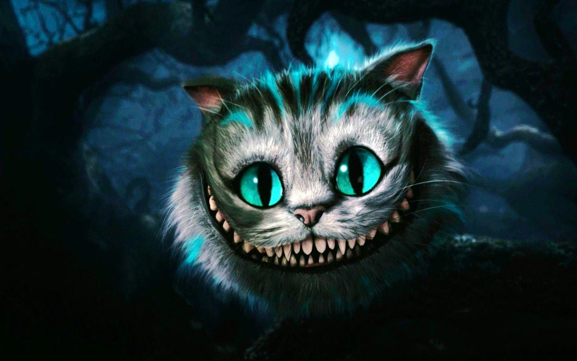 Cool Cheshire Cat Wallpaper 1920x1200PX ~ Cheshire Cat Wallpaper .