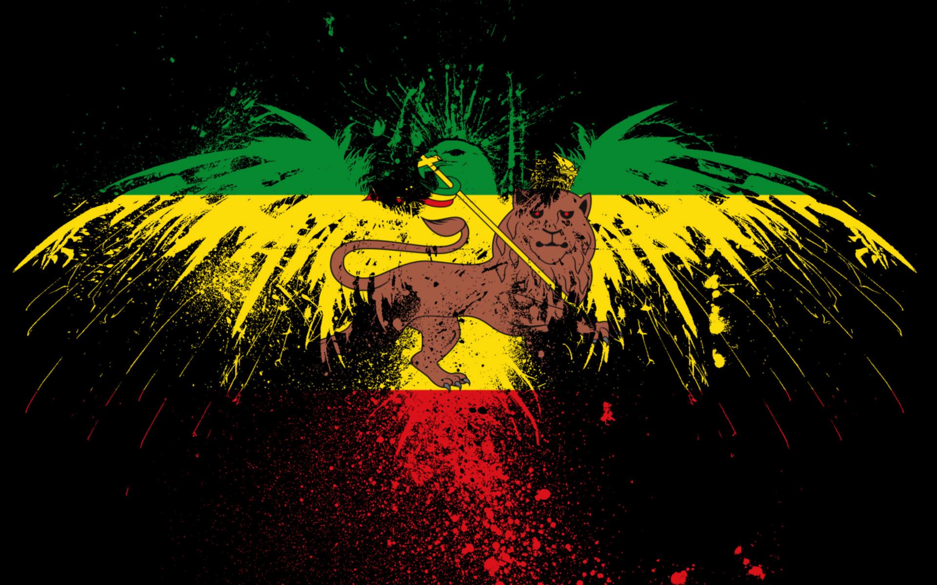 Rasta Background · Rasta Lion Wallpaper …