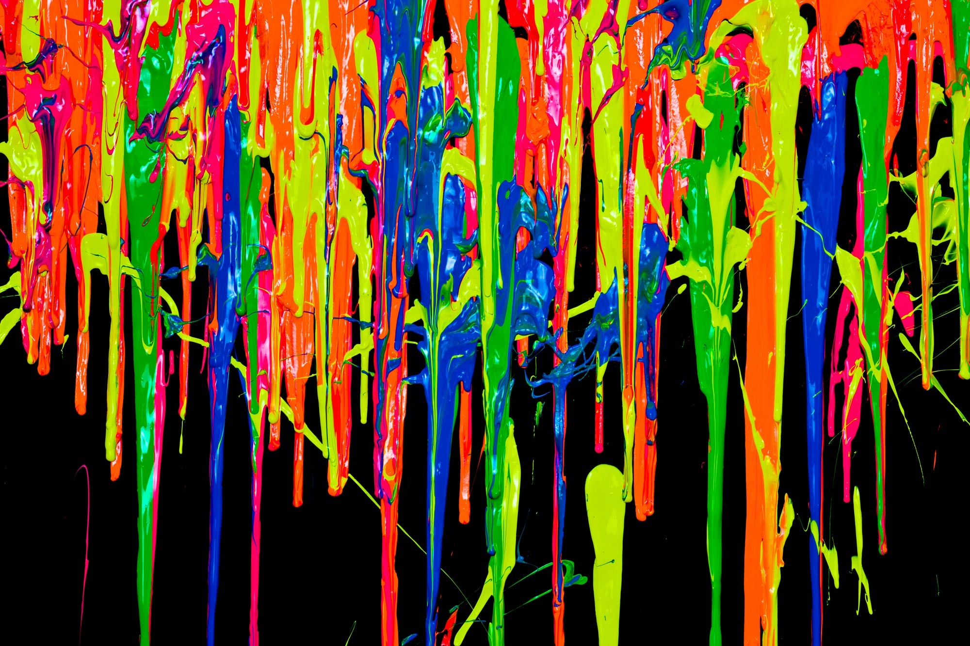 Color Psychedelic Trippy Art Wallpapers