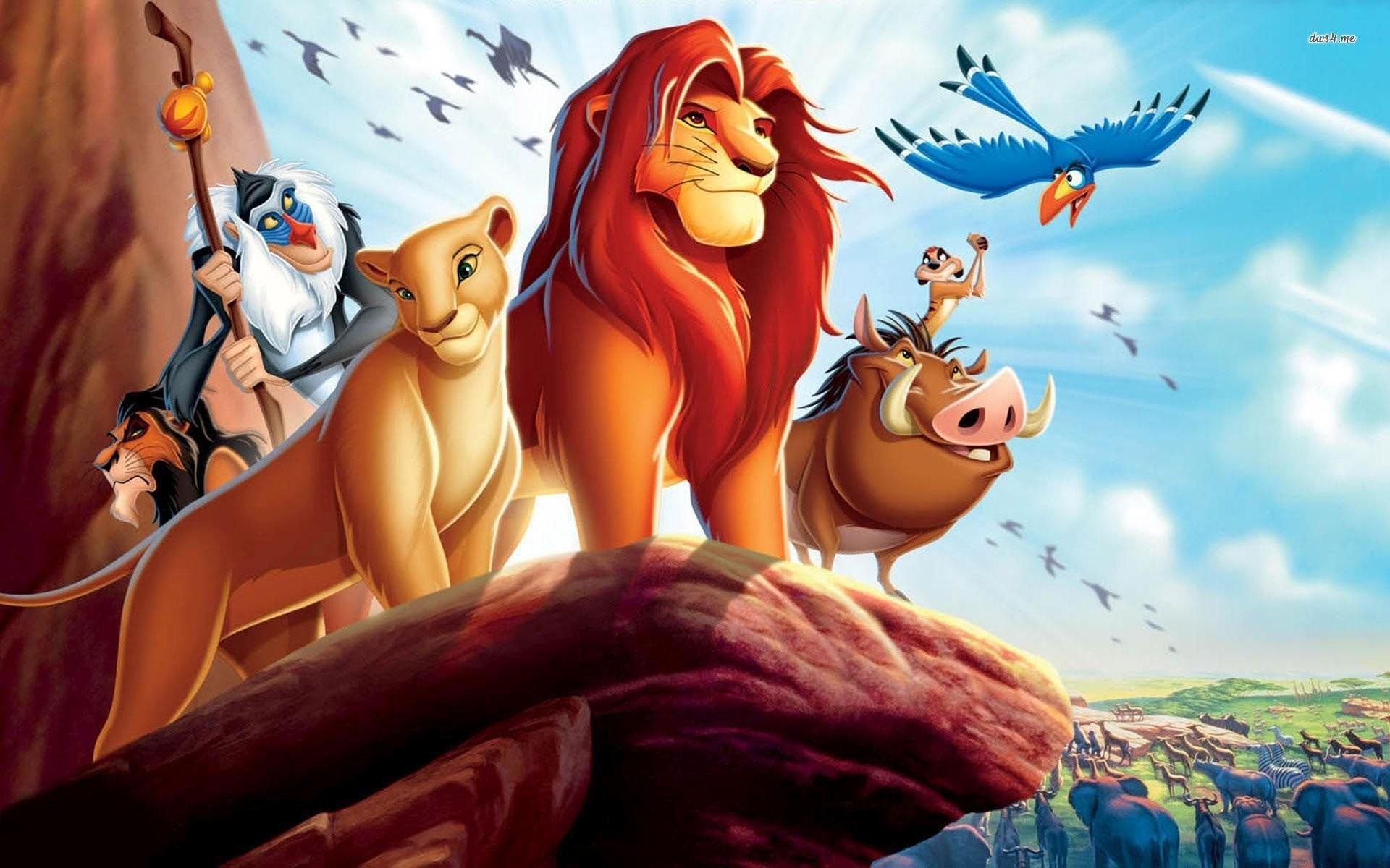 King Lion Wallpaper