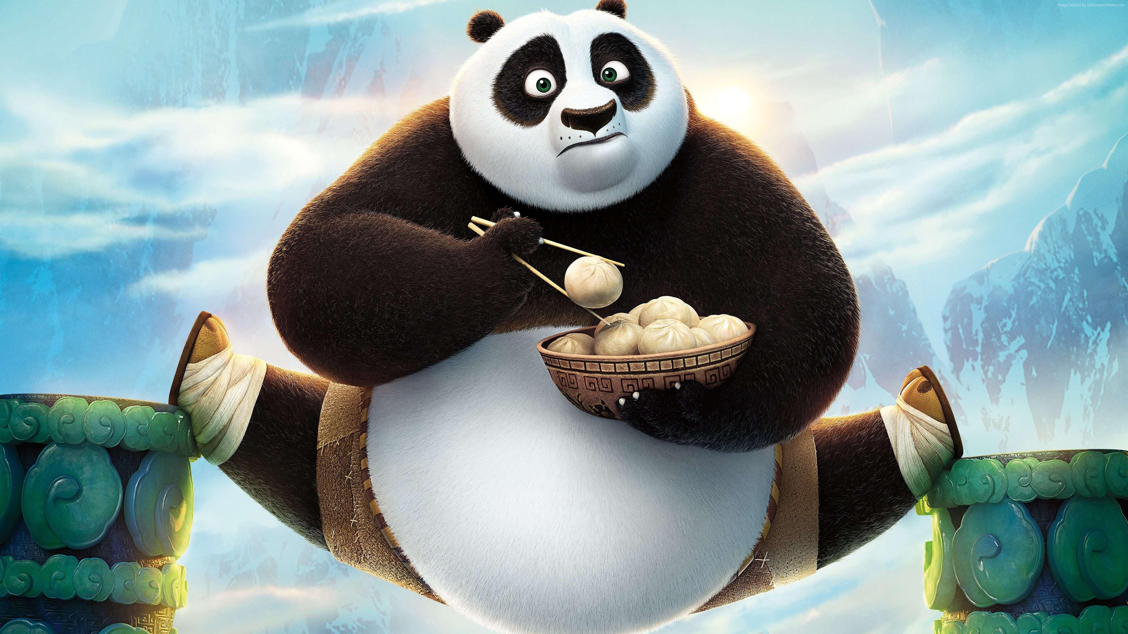 Kung Fu Panda 3 Wallpaper, Movies / Animation: Kung Fu Panda 3 .