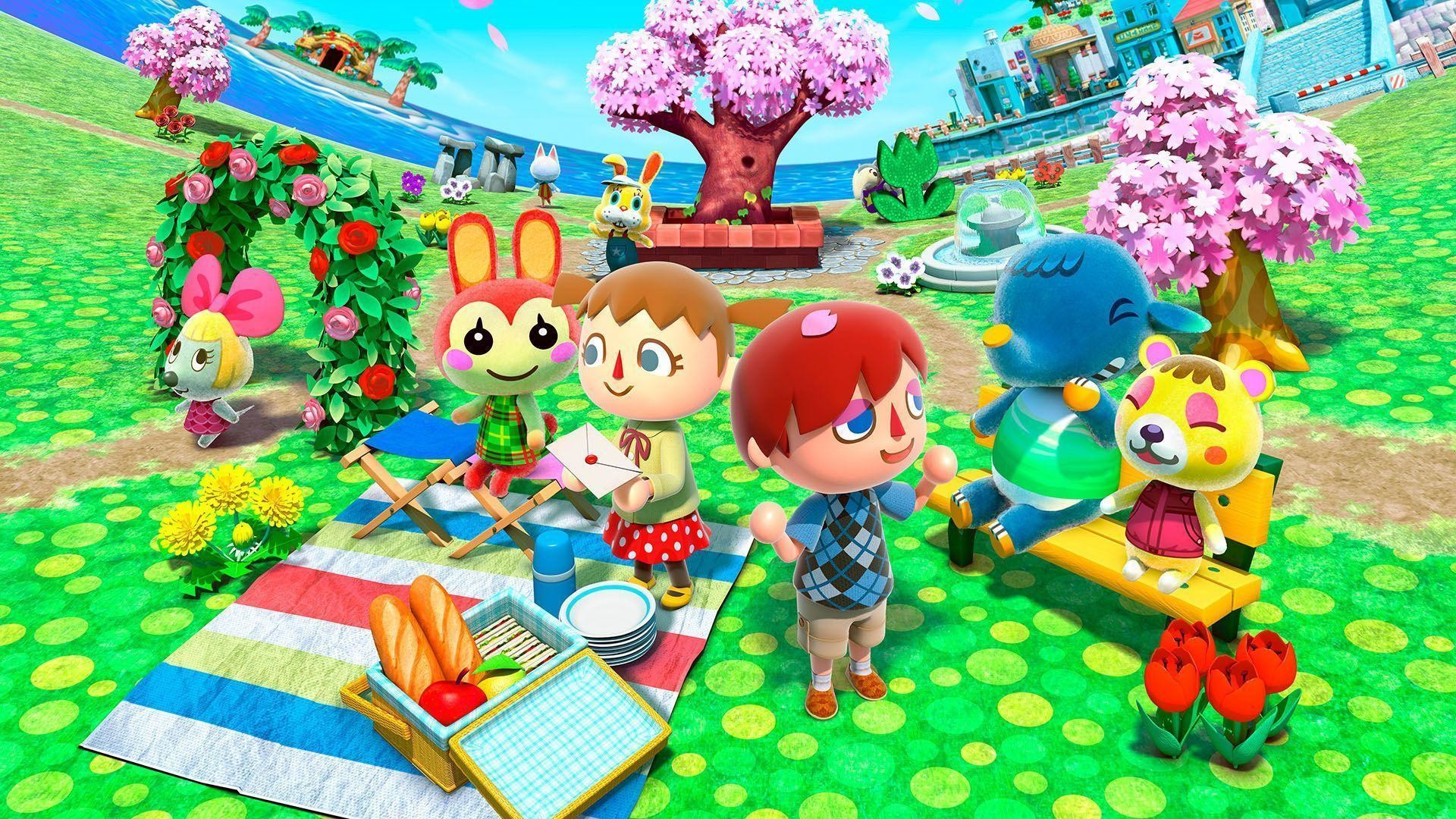 Animal Crossing HD Wallpaper – WallpaperSafari