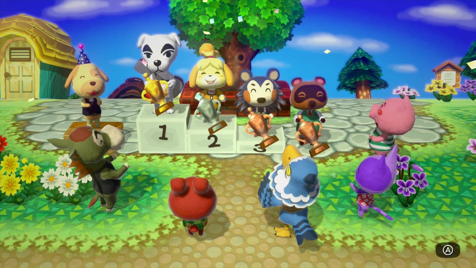 Animal Crossing: amiibo Festival doesn't seem to have online play after all