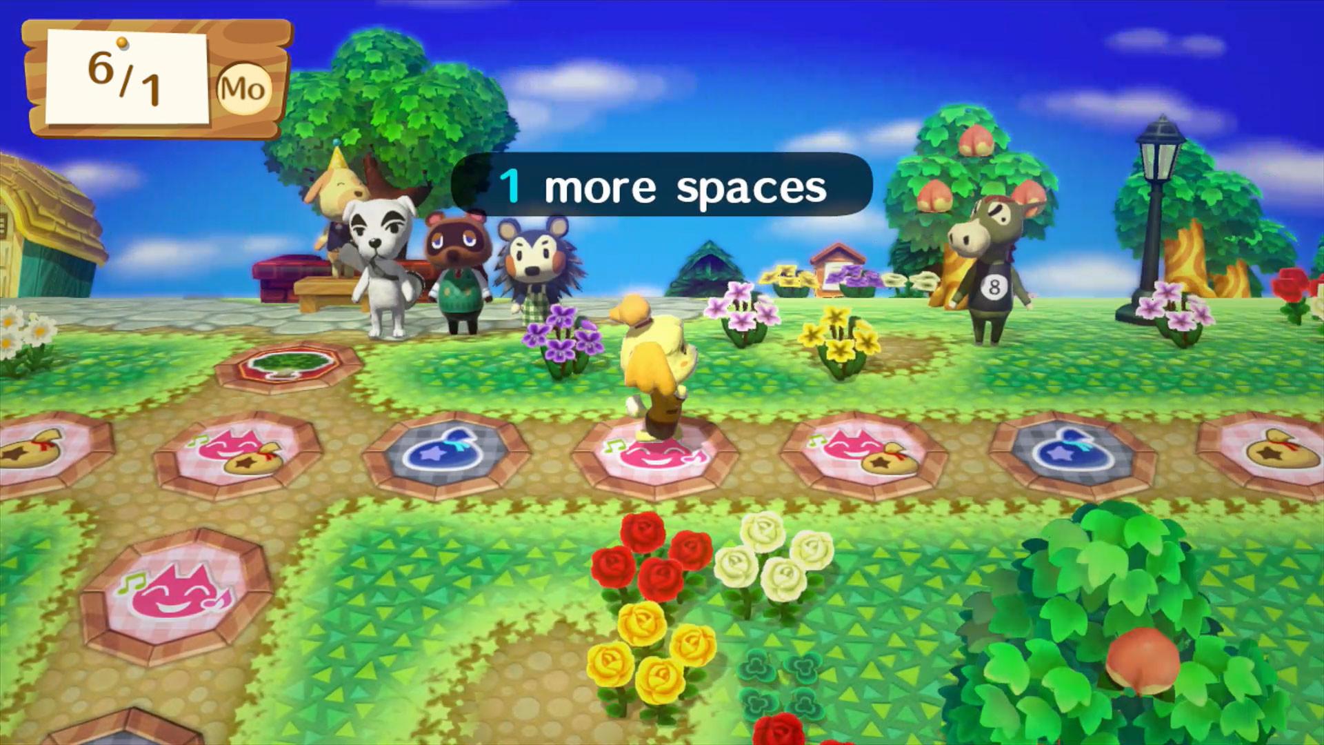 … Animal Crossing: Amiibo Festival – Screenshot – Gameplay …
