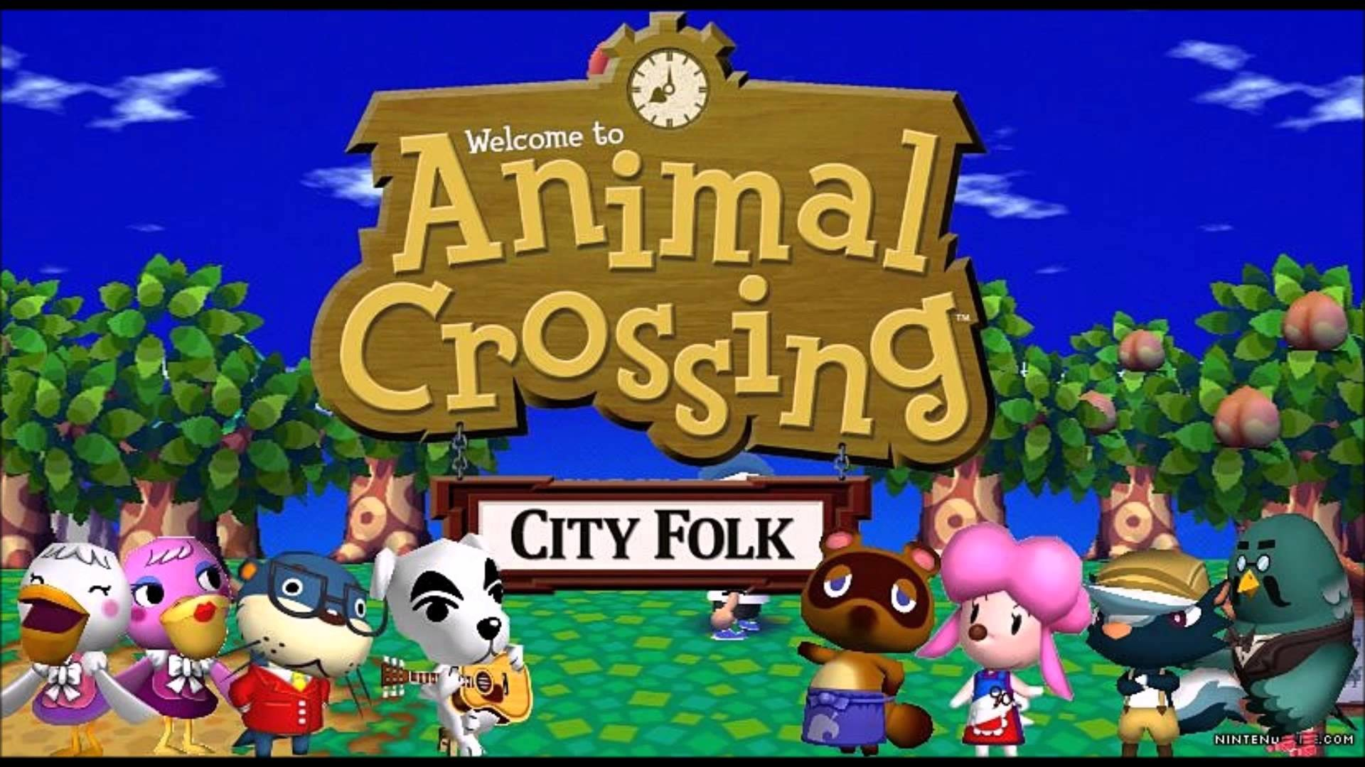 Video – Animal Crossing City Folk Music – Bee Sting | Animal