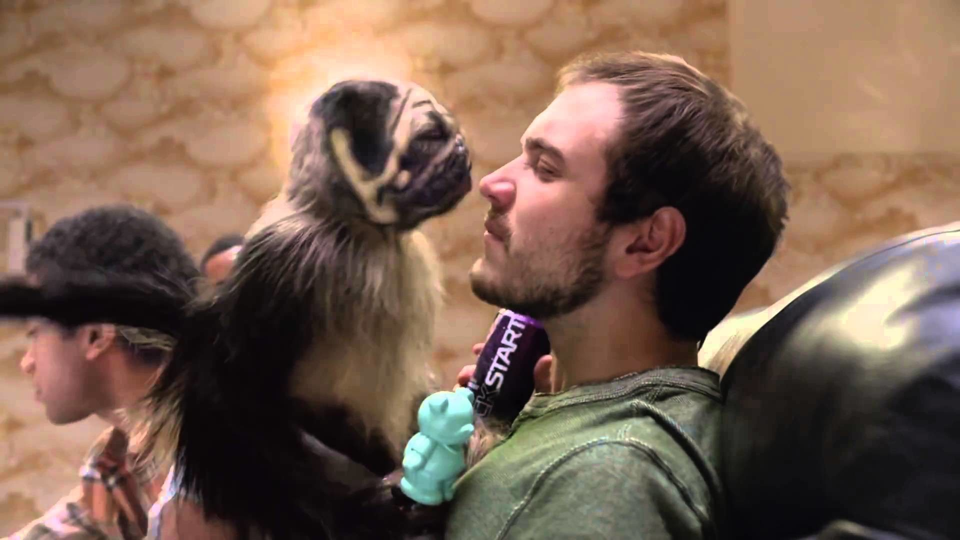 Mountain Dew ¦ Puppy Monkey Baby | Super Bowl
