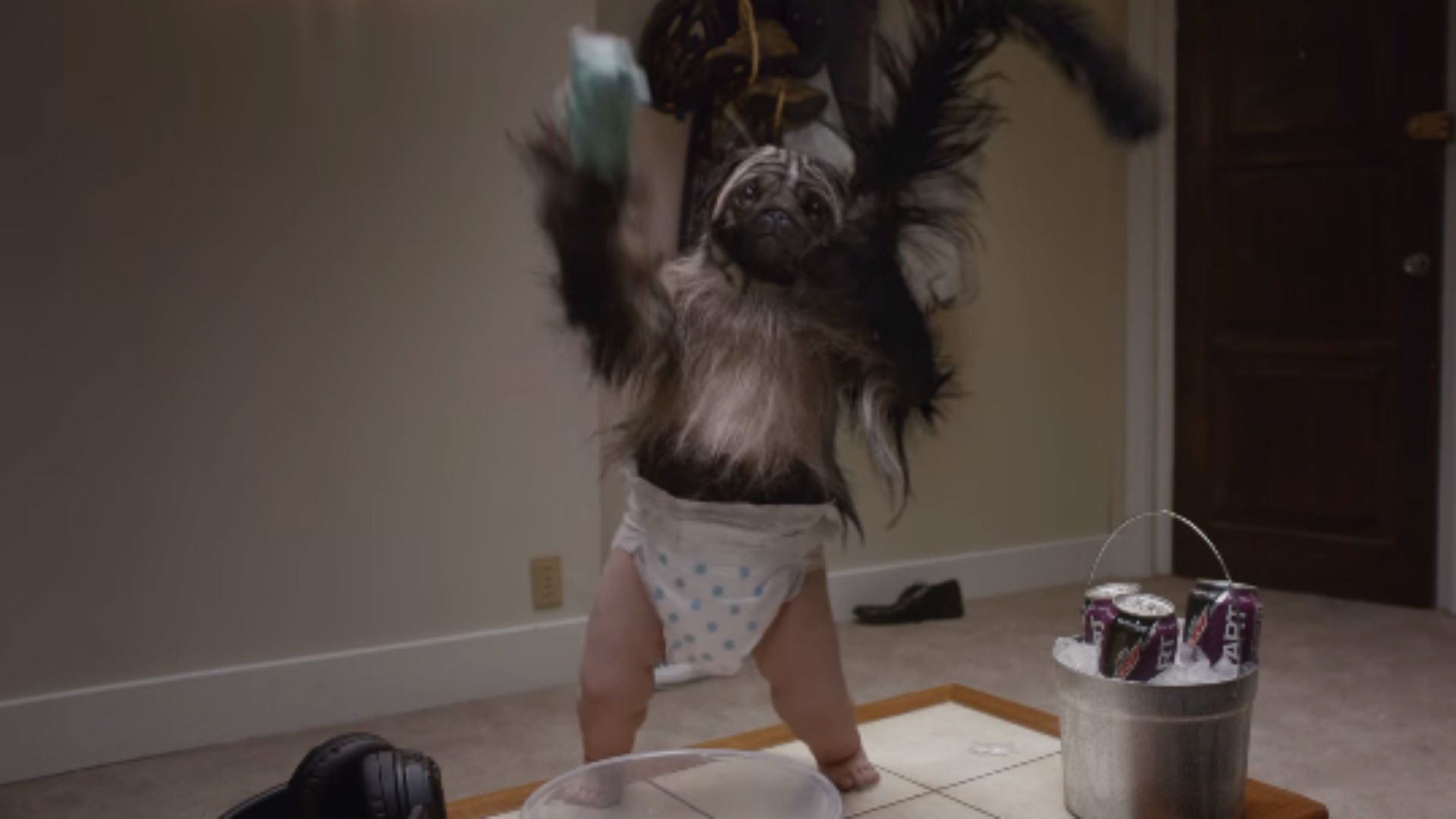 Mountain Dew's Super Bowl 50 commercial is absolutely terrifying | NFL |  Sporting News