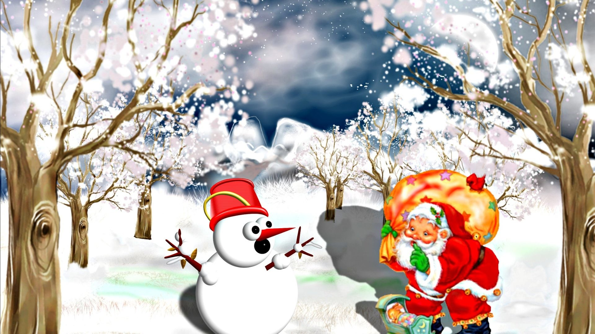 Snowmen Tag – White Snowman Red Pretty Beautiful Beauty Holidays Santa  Snowy Holiday Merry Time Sweet