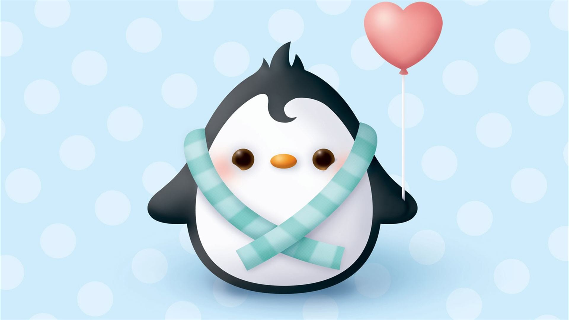 Cute Animated Penguins Wallpaper – ClipArt Best