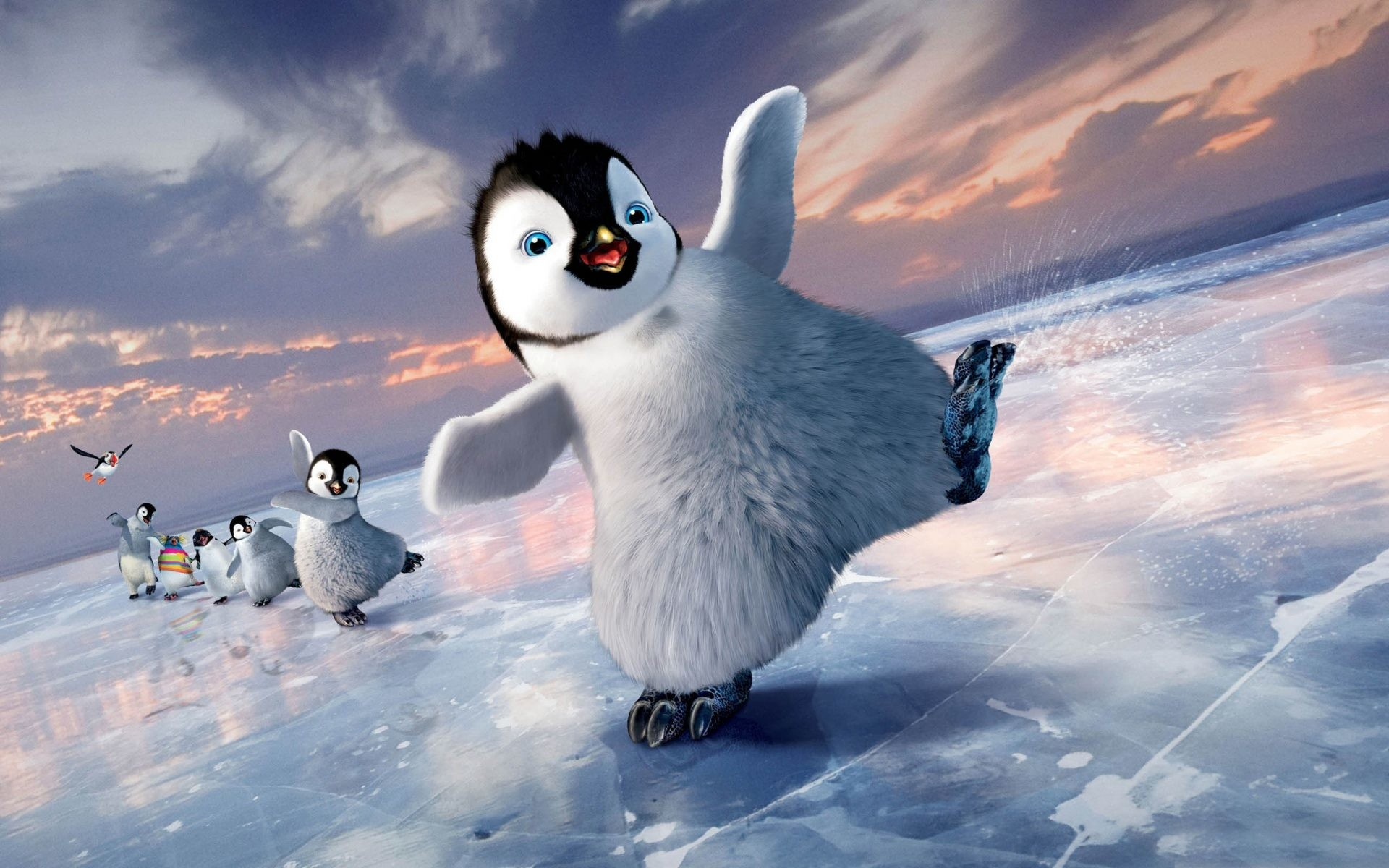 … cute penguin wallpapers picture dodskypict …