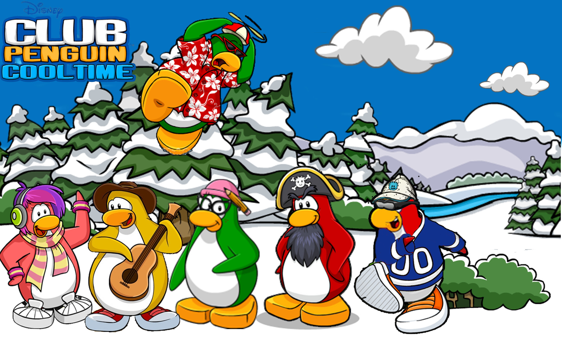 171 best Club Penguin Printables images on Pinterest | Club penguin,  Penguins and Parties