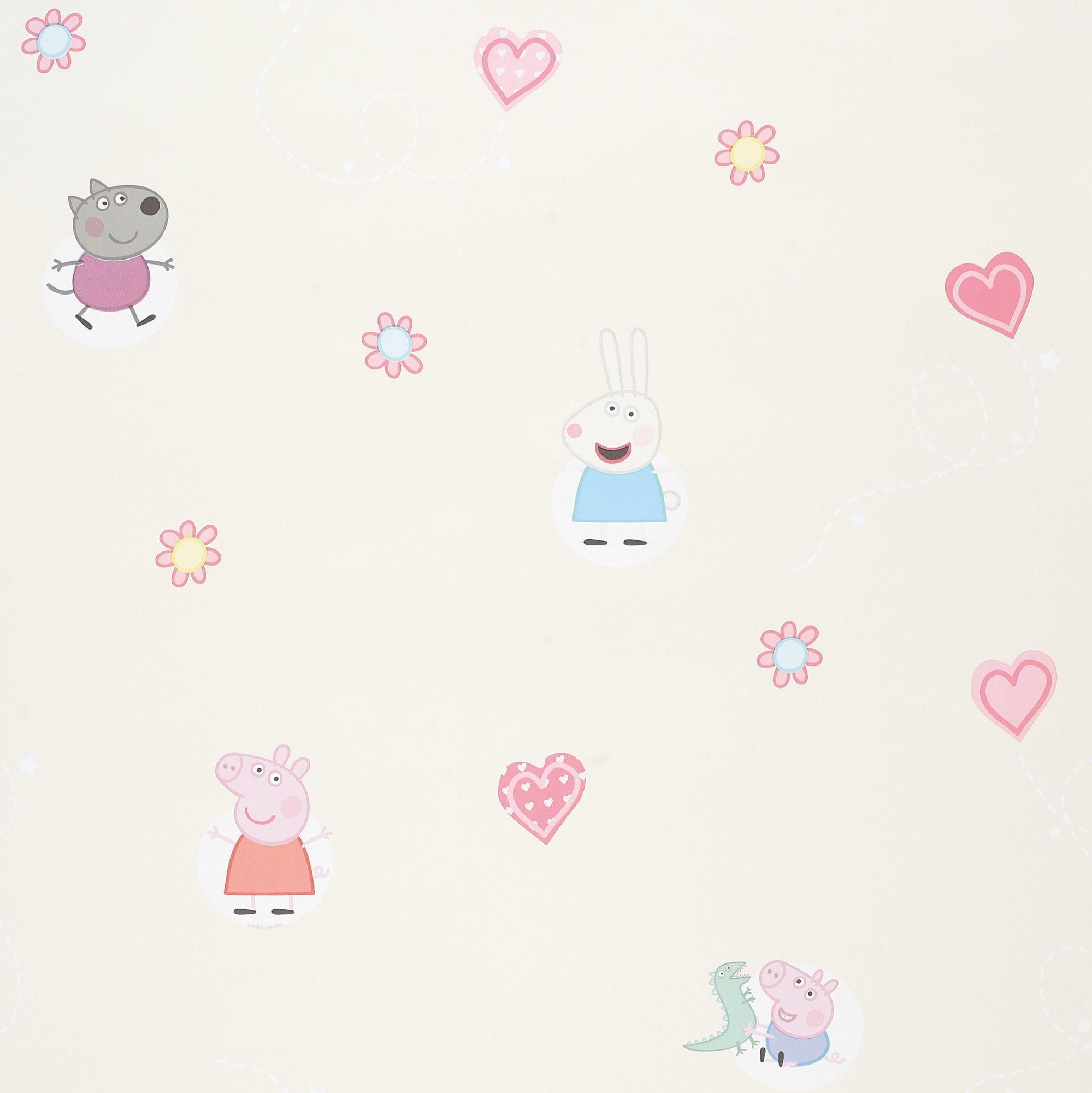Peppa Pig HD Wallpaper   HD Wallpapers   Pinterest   Pig wallpaper, Hd  wallpaper and Wallpaper