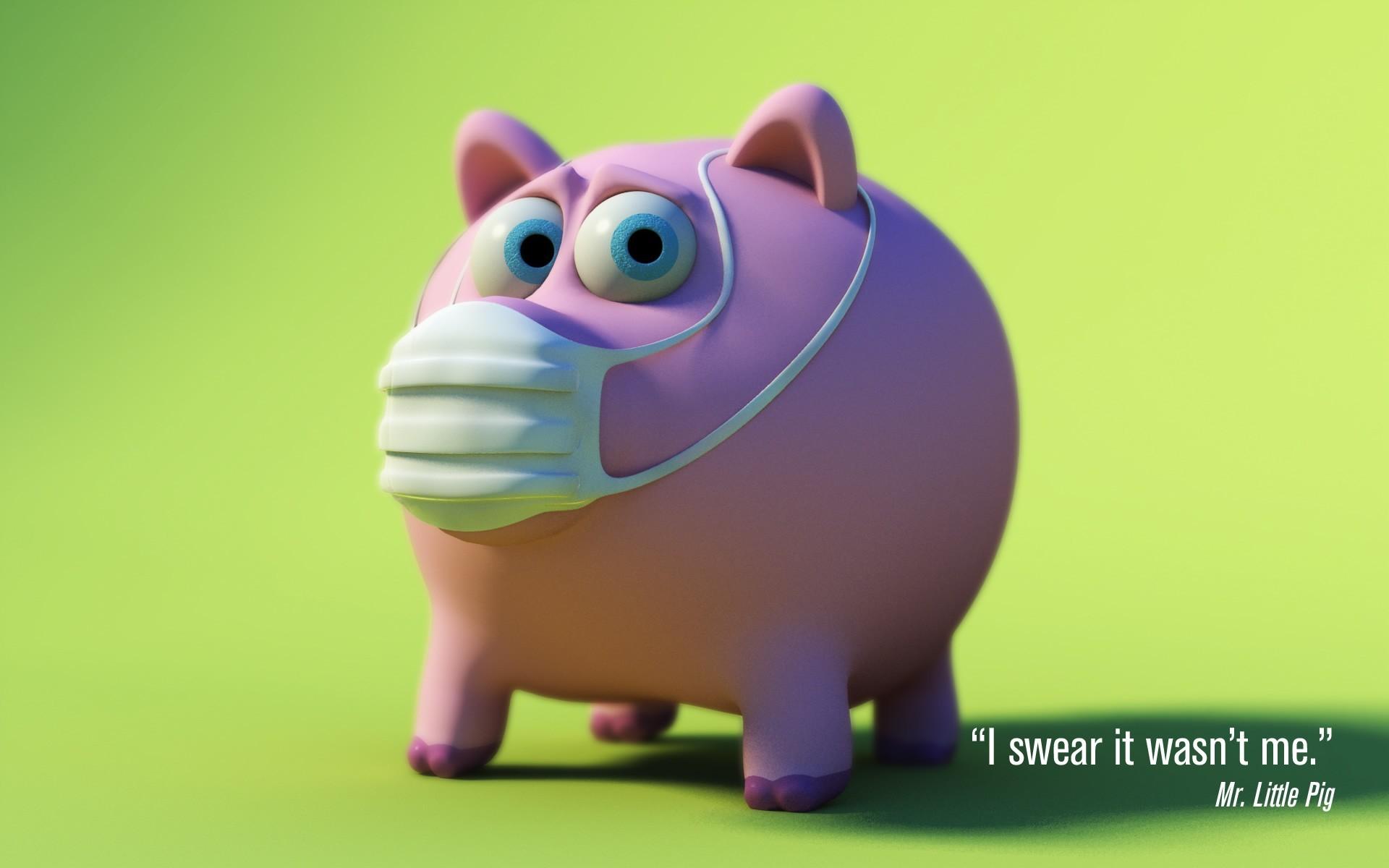 Explore Pig Wallpaper, Cartoon Wallpaper and more!