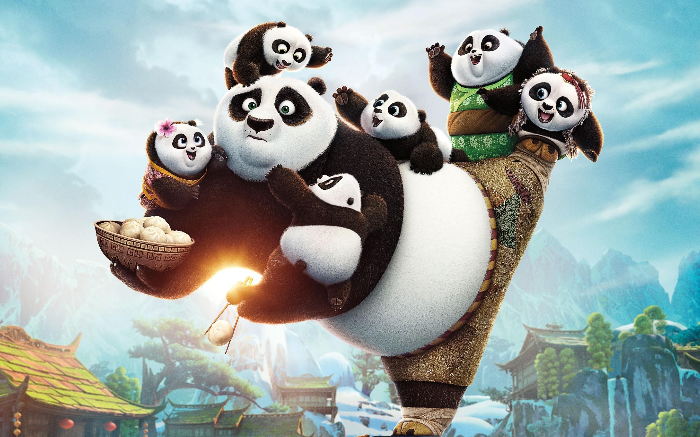 kung Fu Panda 3, Movies, Artwork Wallpapers HD / Desktop and Mobile  Backgrounds