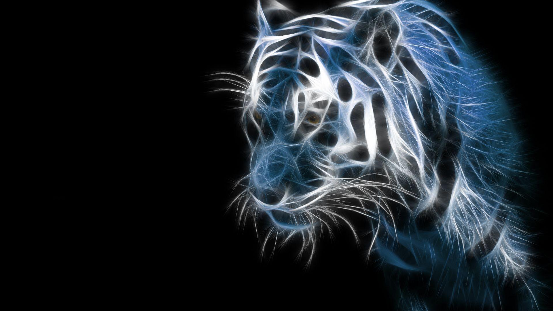 Download Tiger Animal Wallpaper 1920×1080