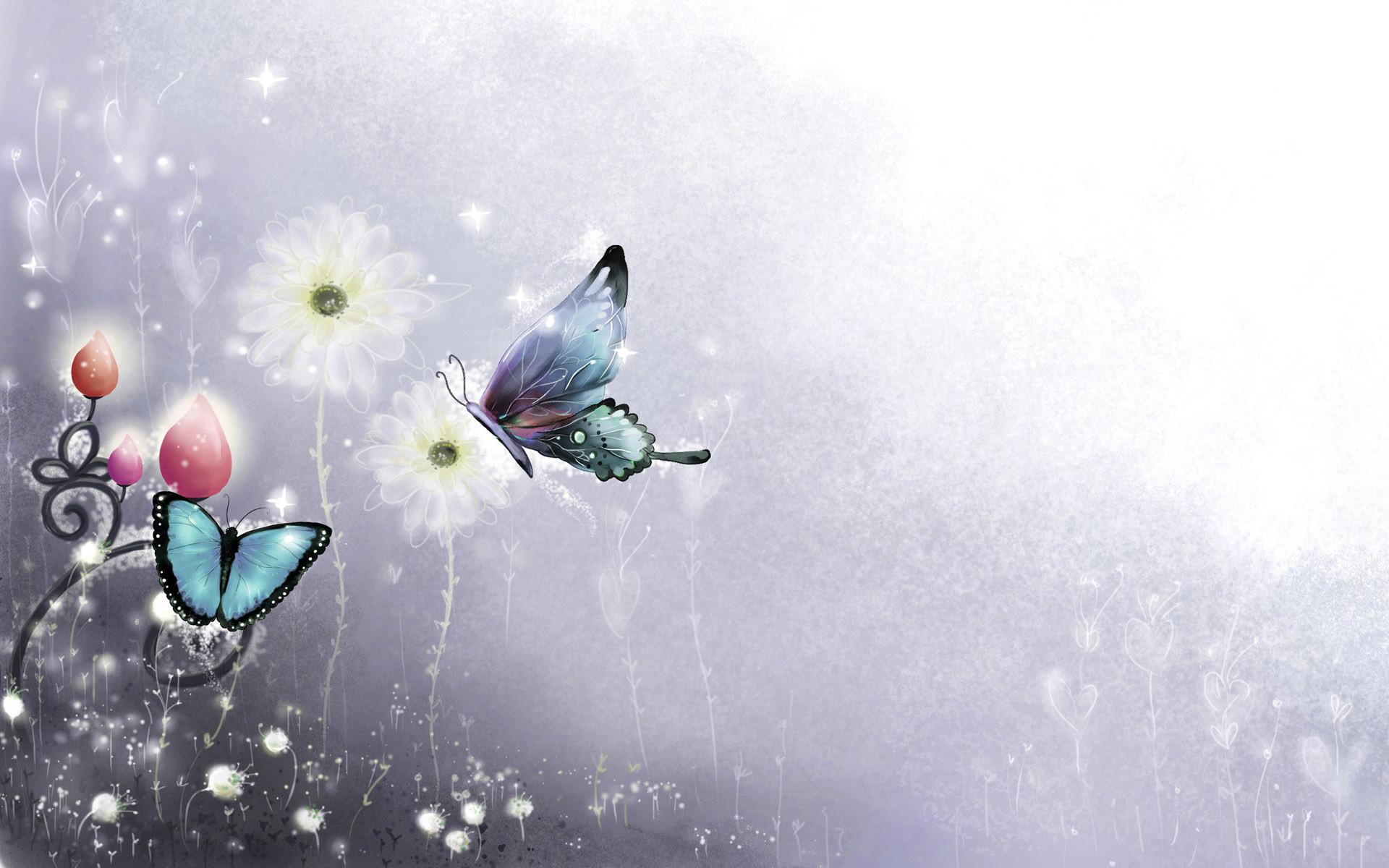 Butterfly Backgrounds Wallpaper