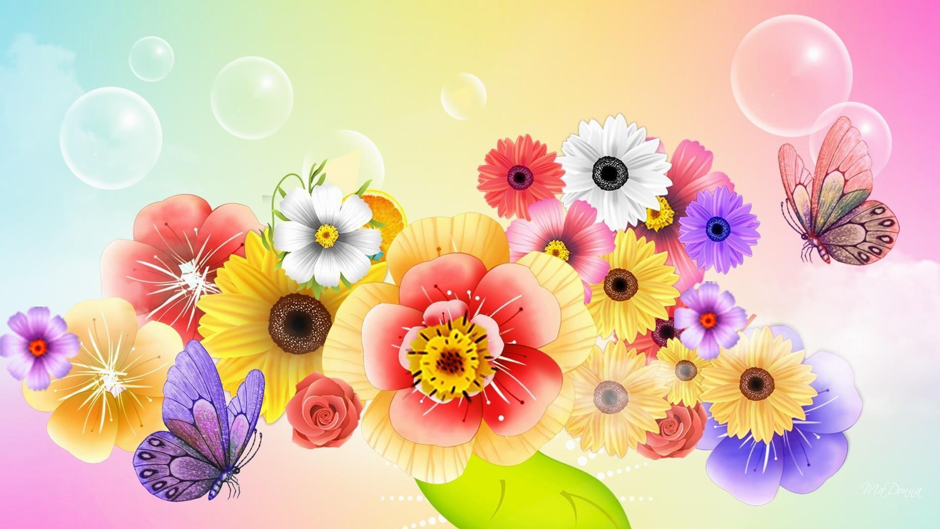 Beauty-butterfly-wallpaper-HD-colorful