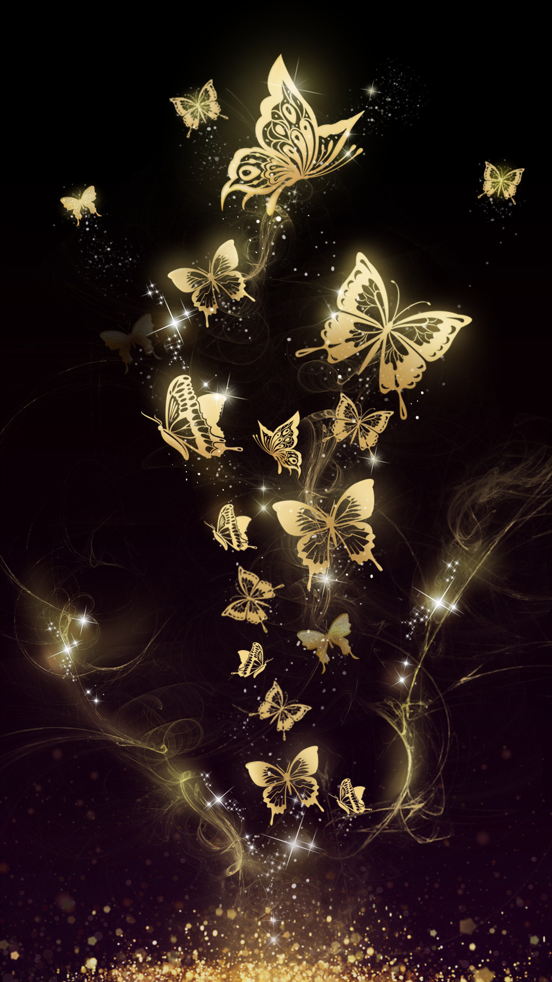 53 Butterfly Screensavers And Wallpapers