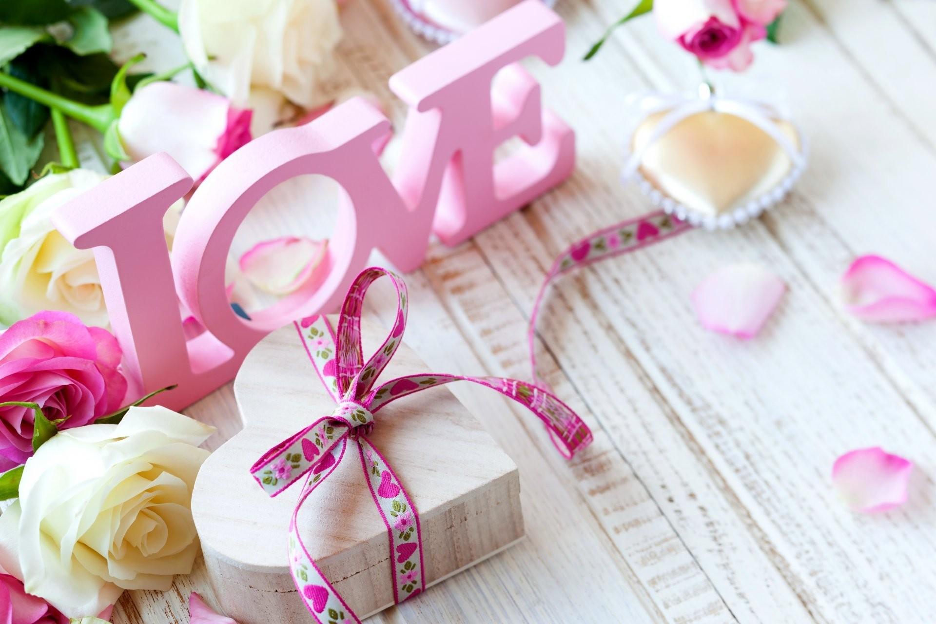 valentine's day romantic heart love rose pink roses heart love romance