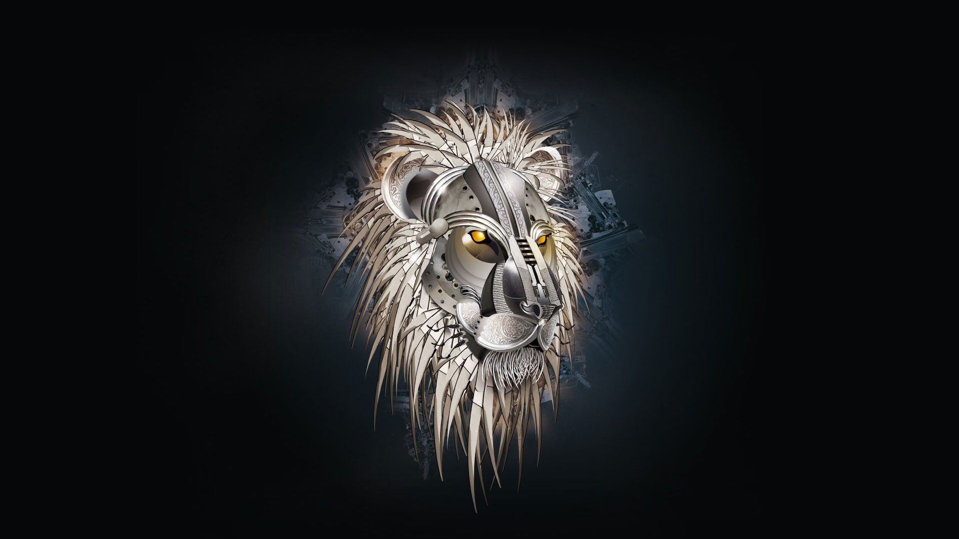 Lion Wallpapers Phone Hd 1080p Abstract Iphone Es