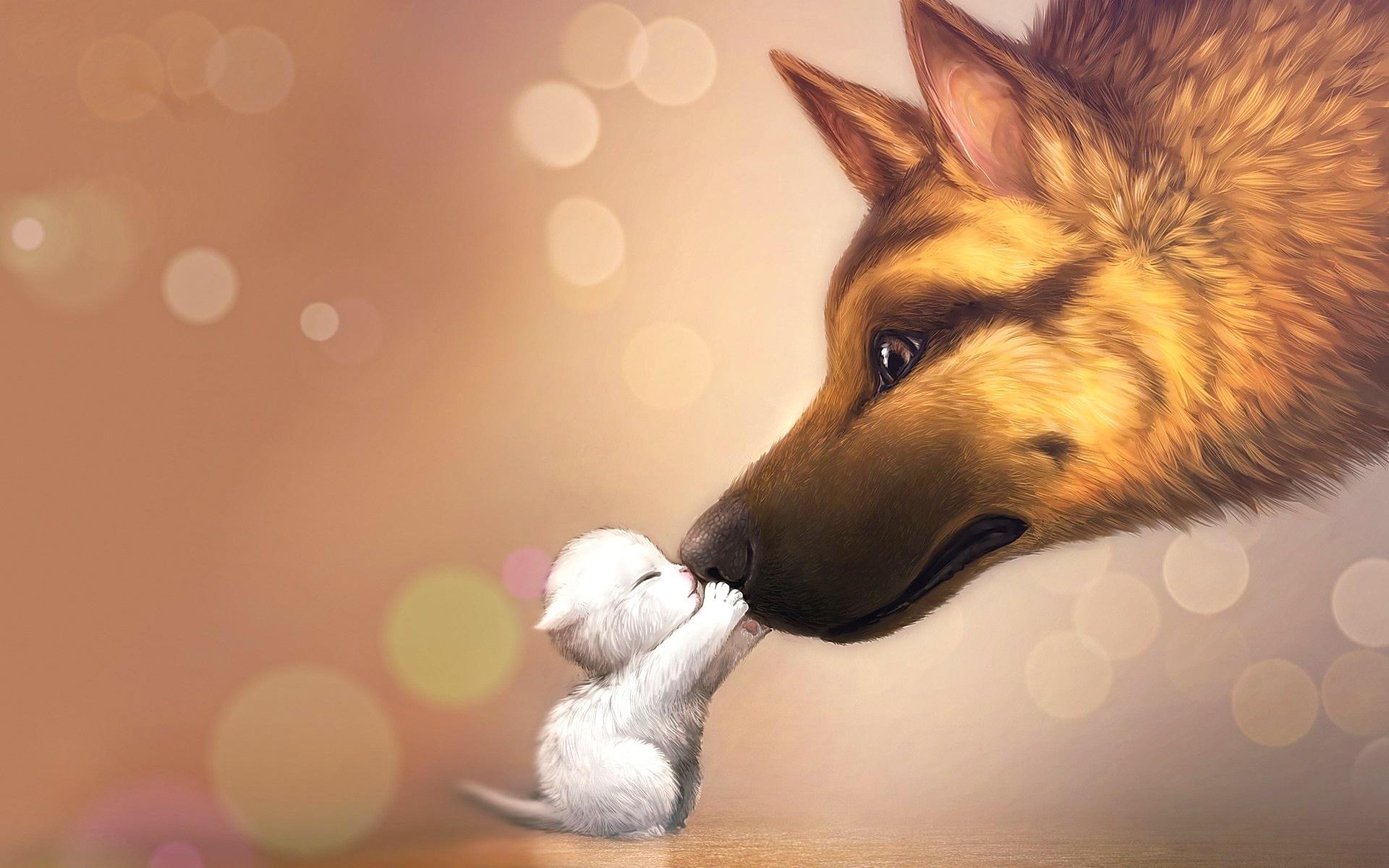pin Drawn wallpaper cute animated animal #13