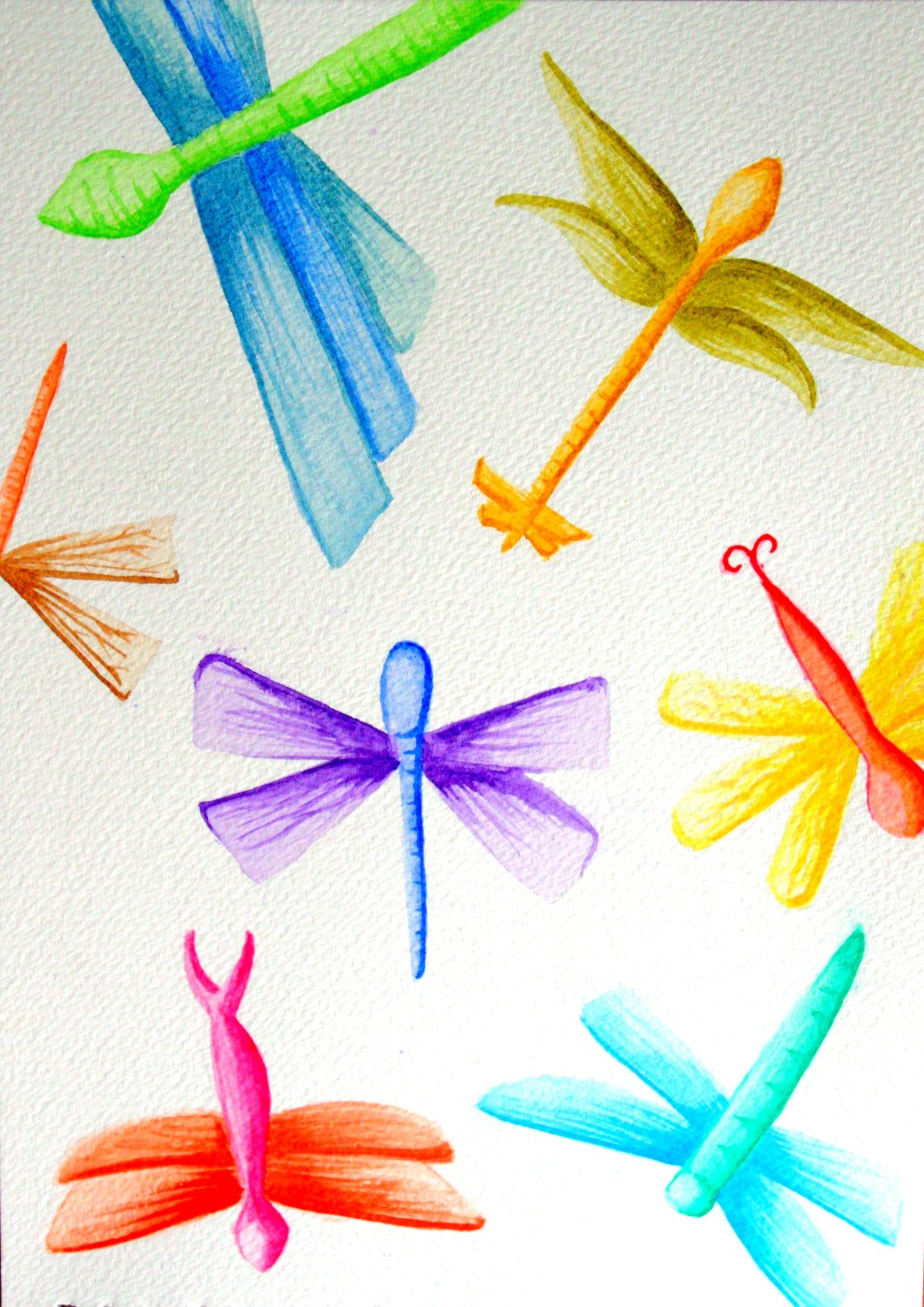 Dragonfly Wallpaper by oxlunaxo Dragonfly Wallpaper by oxlunaxo