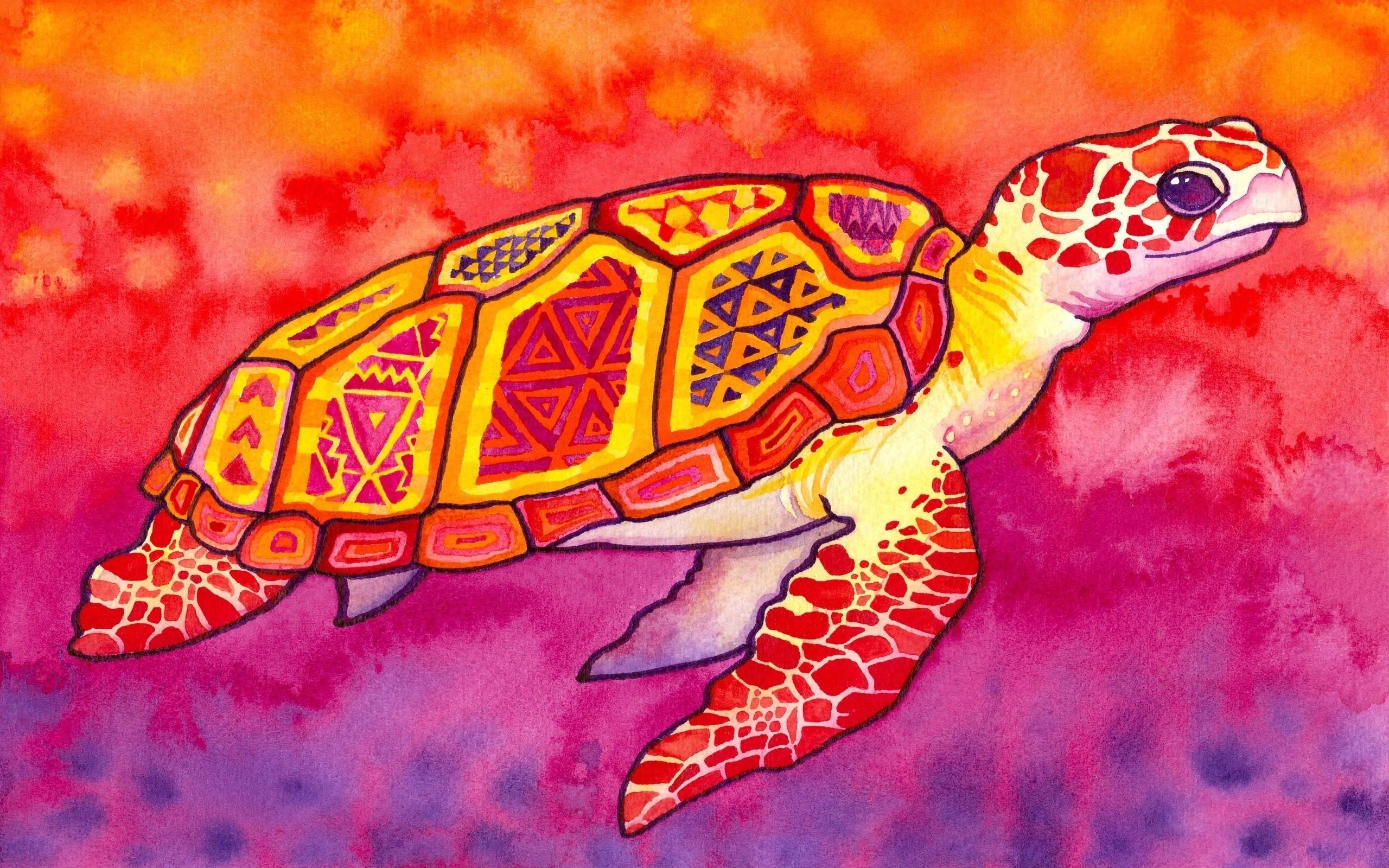 Sea Turtle, Artwork, Painting, Turtle, Arts, Sea Turtle Art