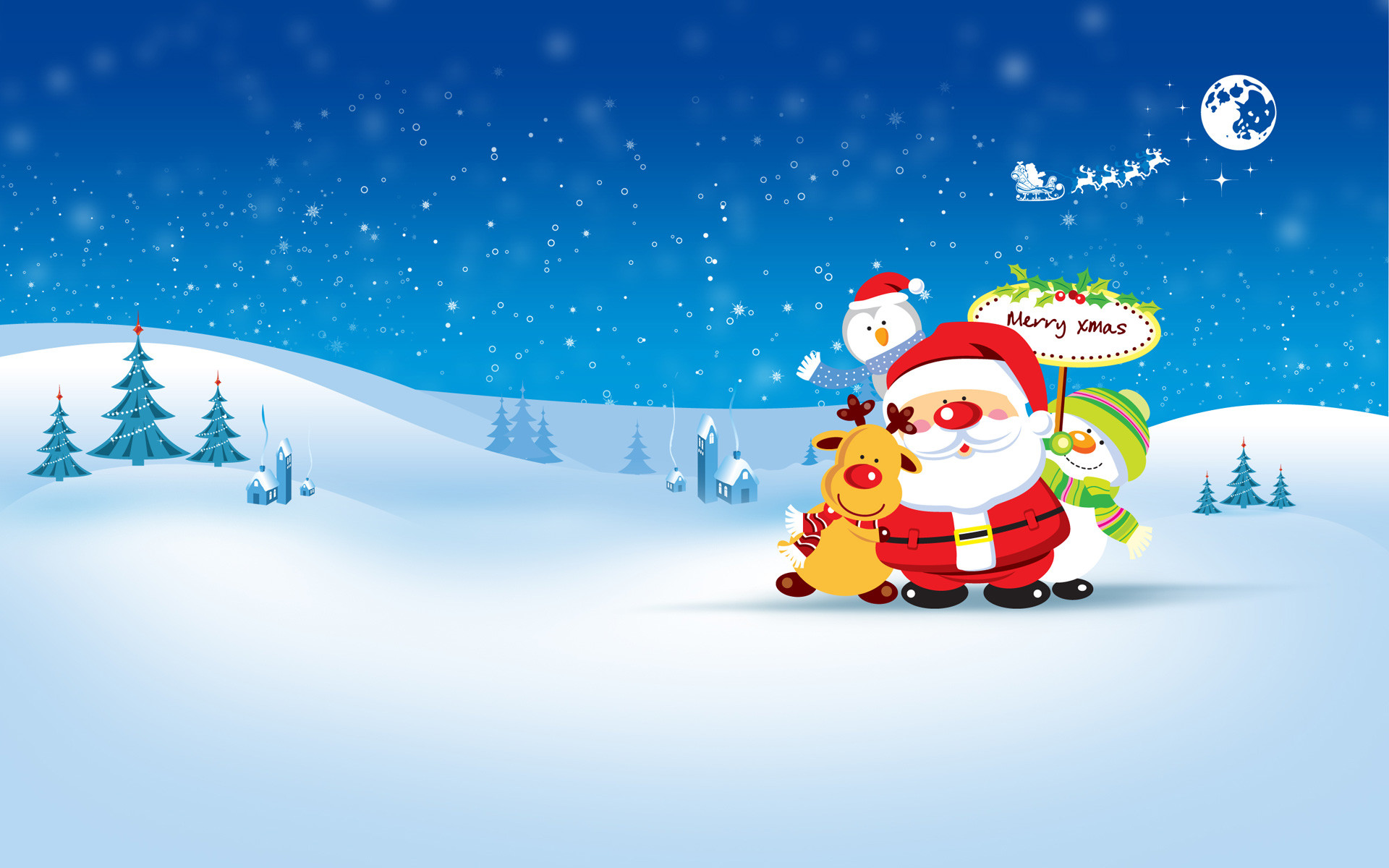 Winter Animal Cool Backgrounds 3761 – HD Wallpapers Site