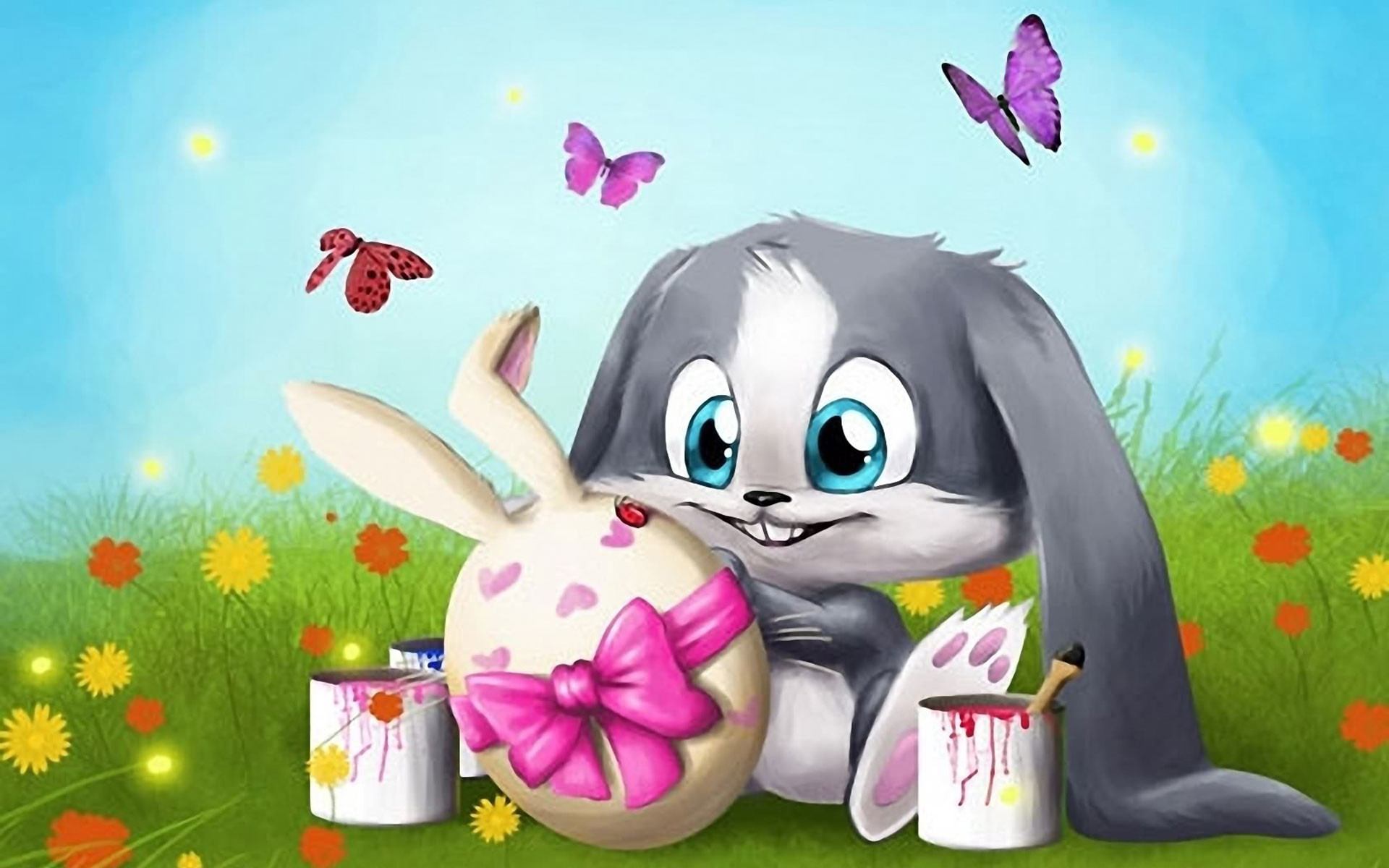 Here you will find Easter Day Bunny images, Easter Day Bunny, history of  Easter Day, Happy Easter Easter Bunny Wallpapers 2017