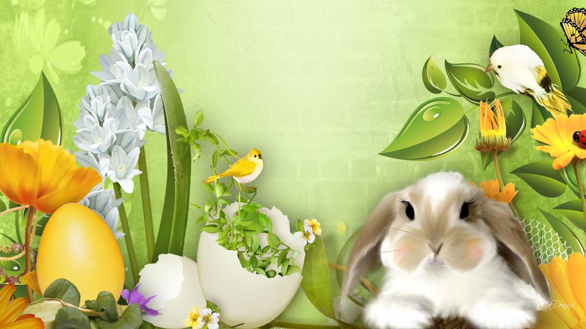 Wallpaper: Easter 2014 HD