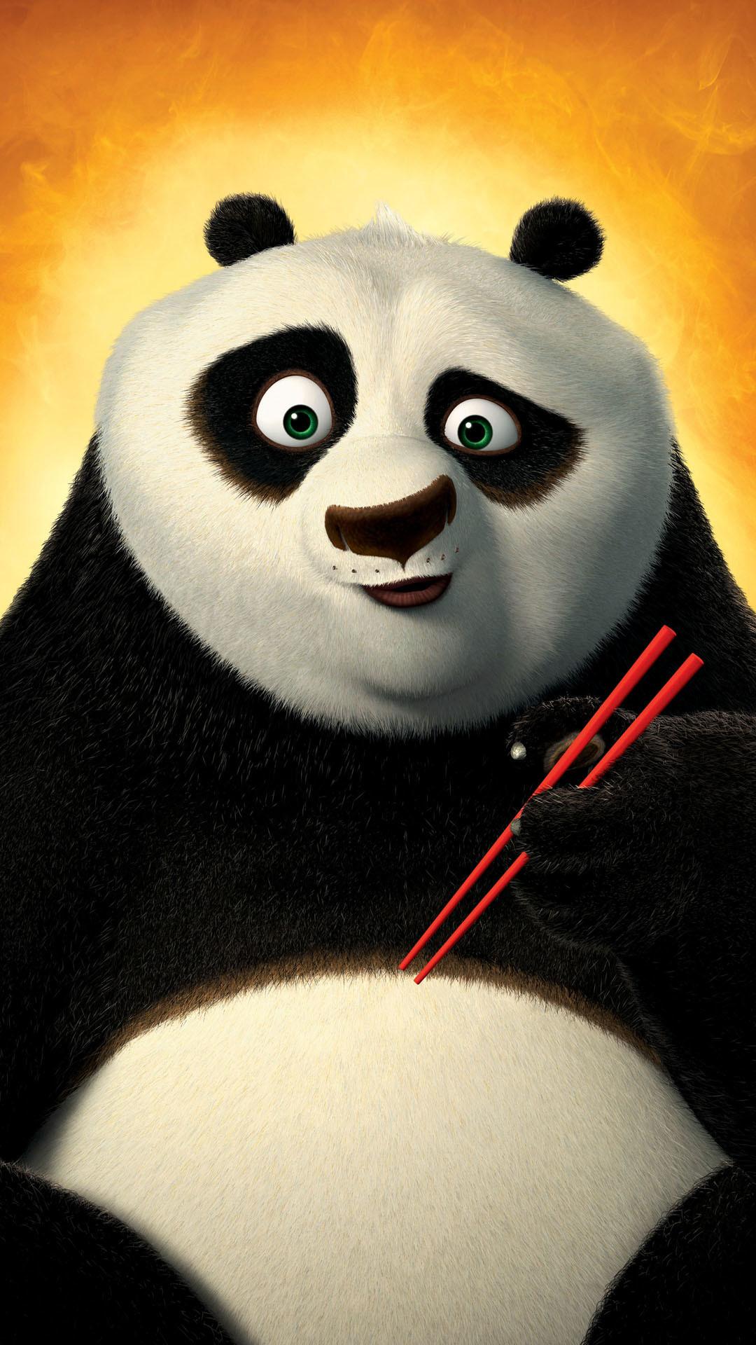 Kung Fu Panda iPhone 6 Plus HD Wallpaper …