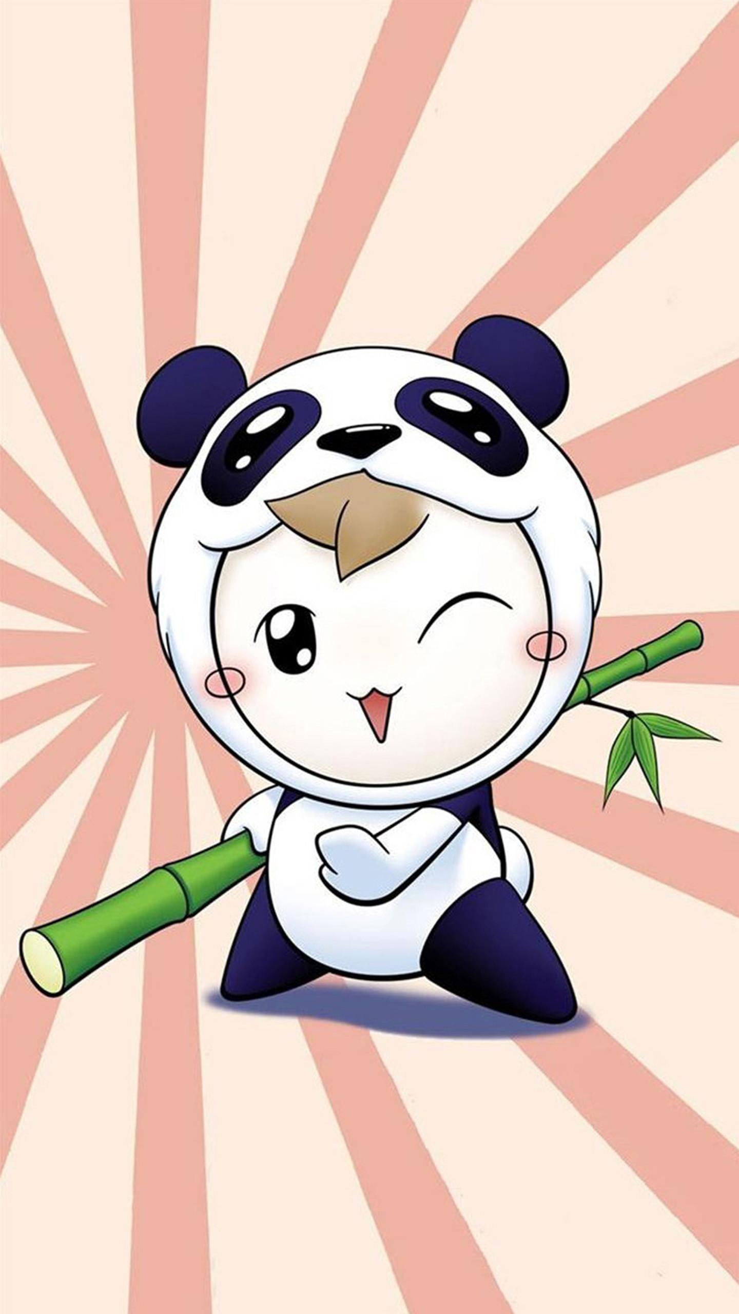Baby Panda Galaxy S6 Wallpaper