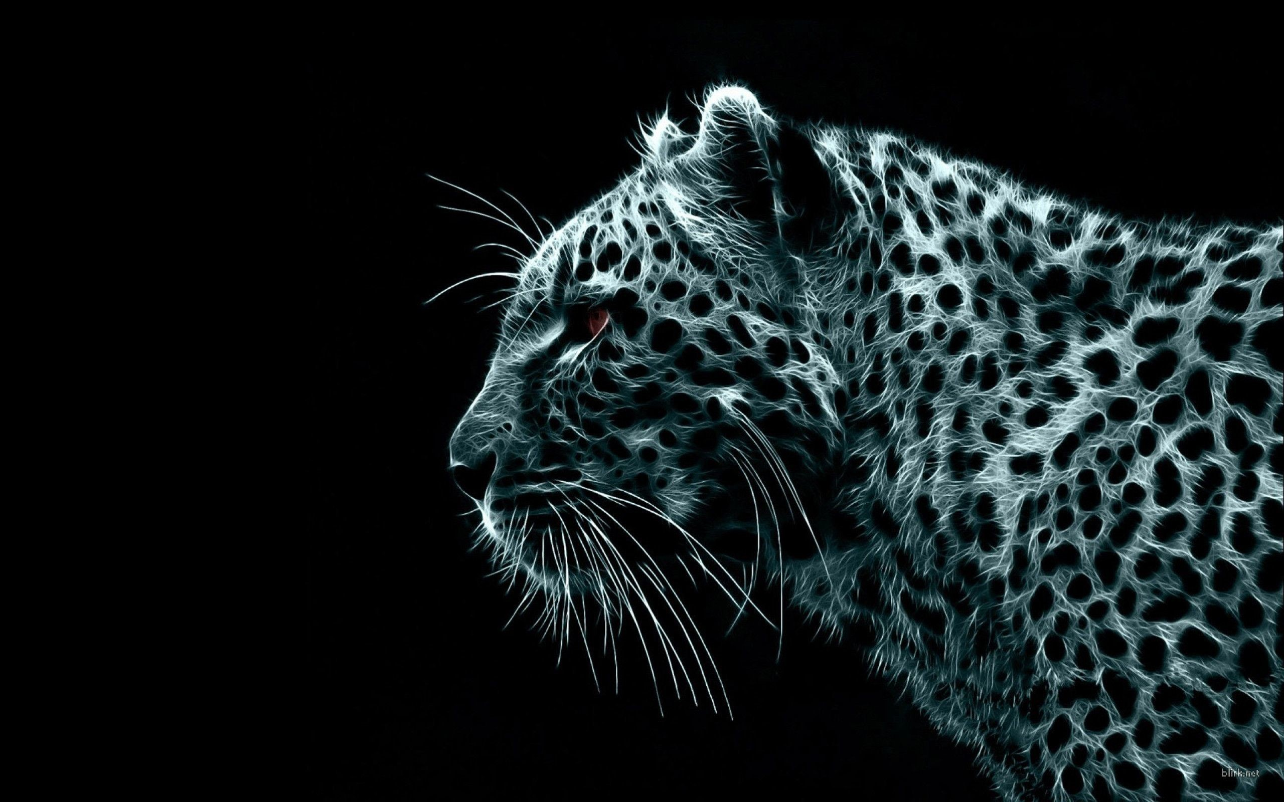 Black Leopard Backgrounds