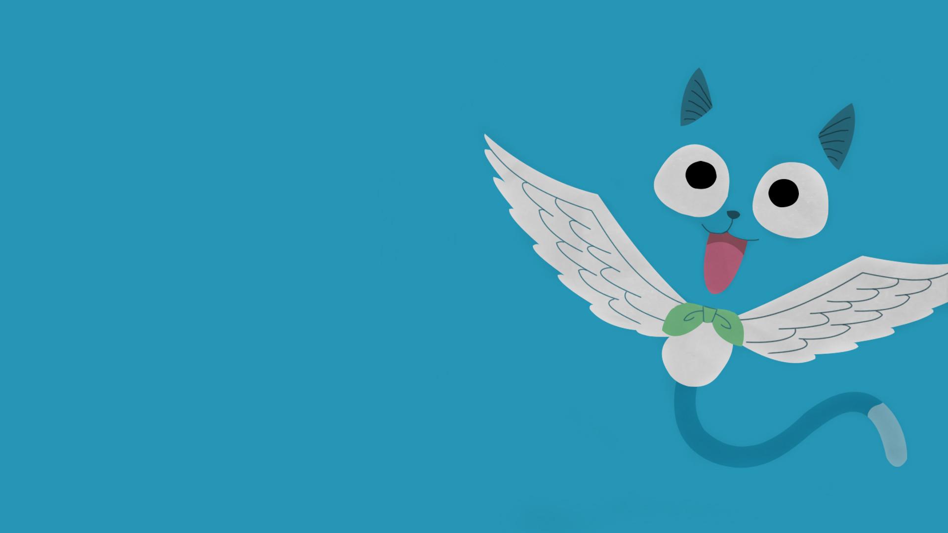 Fairy Tail Happy Wallpapers Desktop Background ~ Sdeerwallpaper